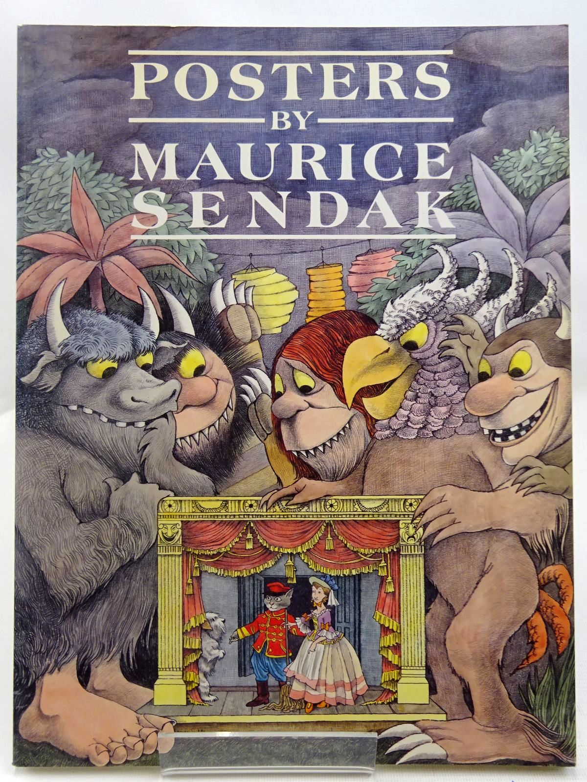 Photo of POSTERS BY MAURICE SENDAK