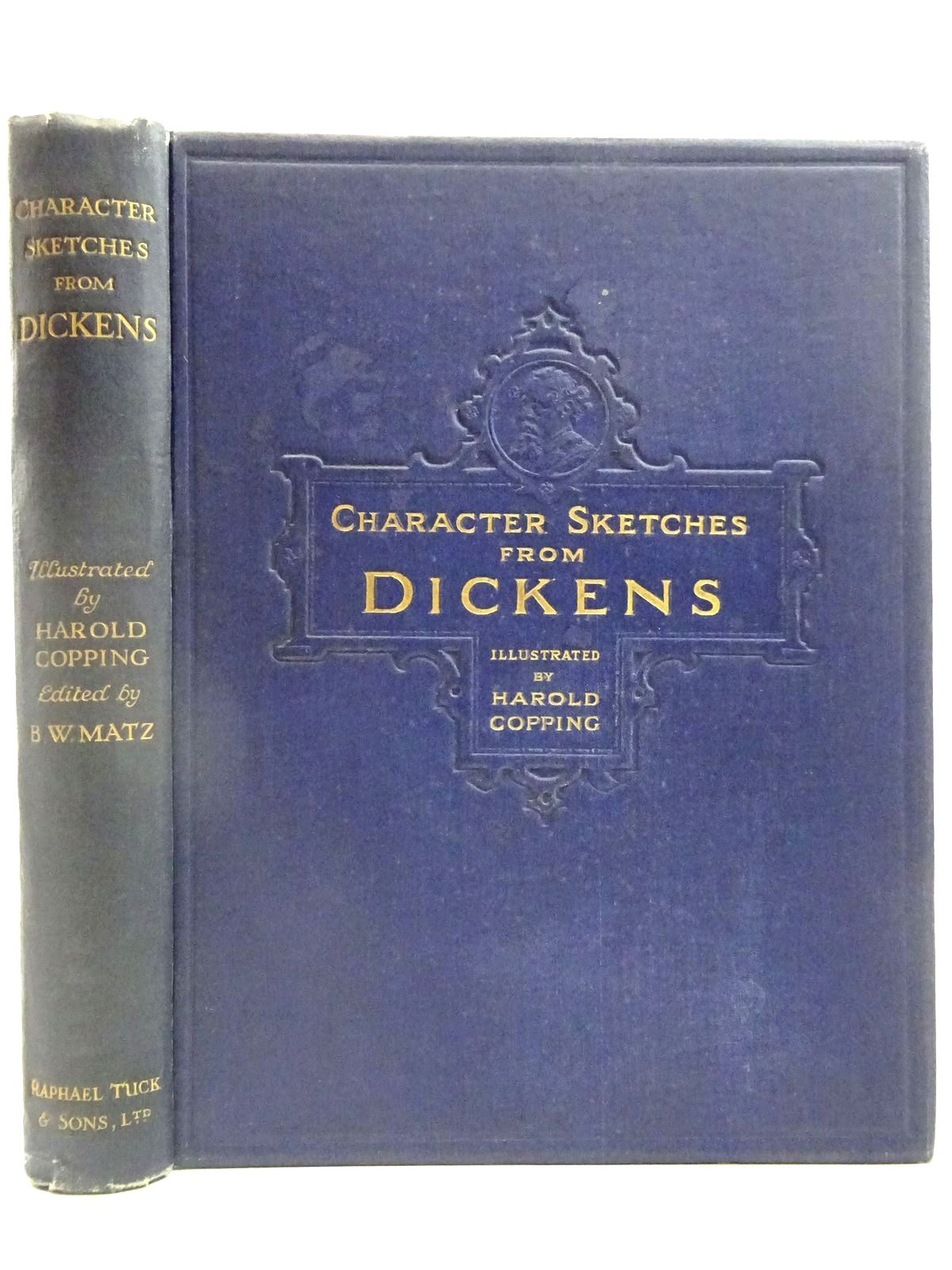 Photo of CHARACTER SKETCHES FROM DICKENS