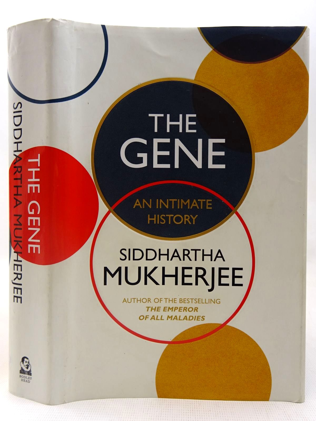Photo of THE GENE AN INTIMATE HISTORY written by Mukherjee, Siddhartha published by The Bodley Head (STOCK CODE: 2127713)  for sale by Stella & Rose's Books