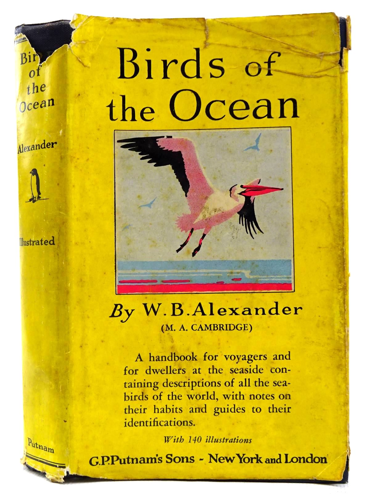 Photo of BIRDS OF THE OCEAN written by Alexander, W.B. published by G.P. Putnam's Sons (STOCK CODE: 2127738)  for sale by Stella & Rose's Books
