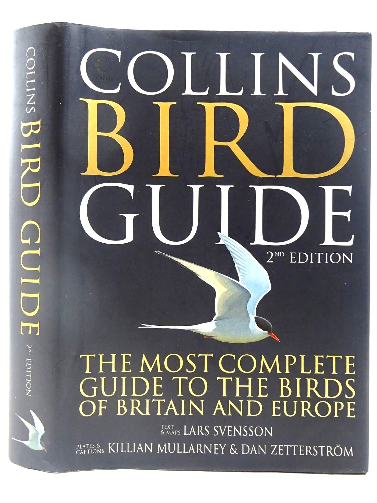Photo of COLLINS BIRD GUIDE written by Svensson, Lars<br />Grant, Peter J. illustrated by Mullarney, Killian<br />Zetterstrom, Dan published by Harper Collins (STOCK CODE: 2127748)  for sale by Stella & Rose's Books