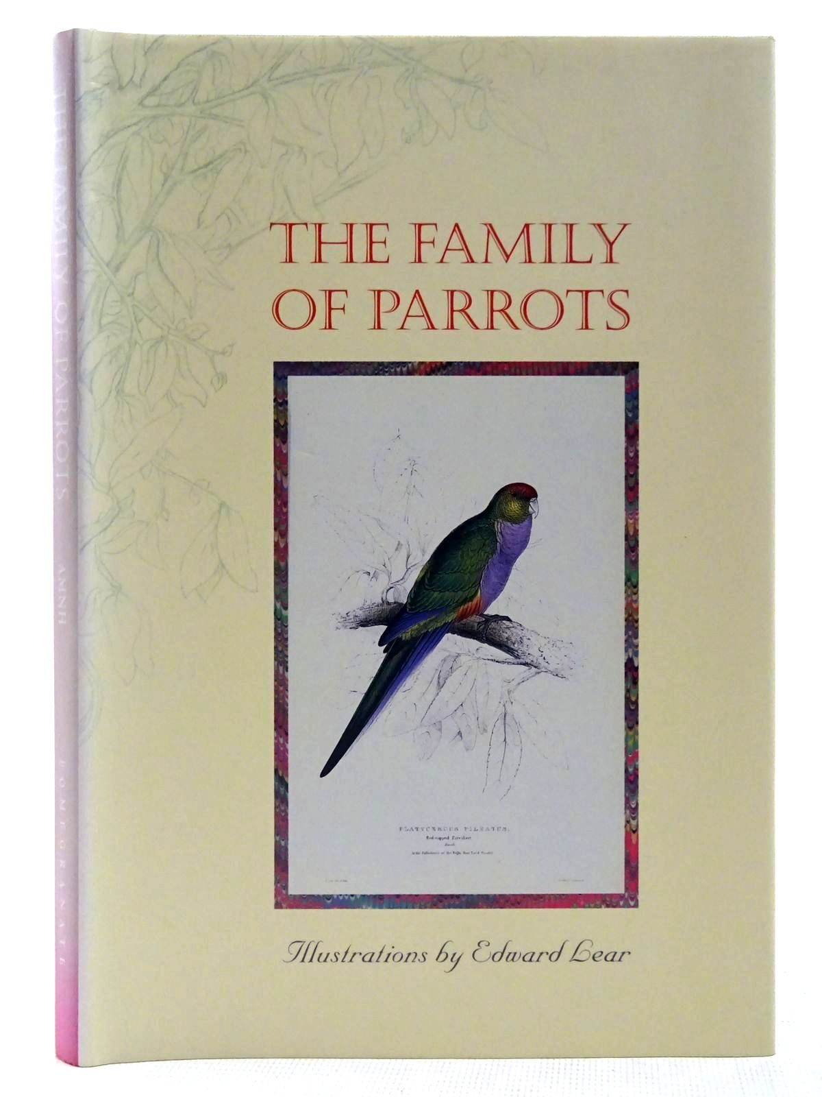 Photo of THE FAMILY OF PARROTS illustrated by Lear, Edward published by The American Museum Of Natural History (STOCK CODE: 2127754)  for sale by Stella & Rose's Books