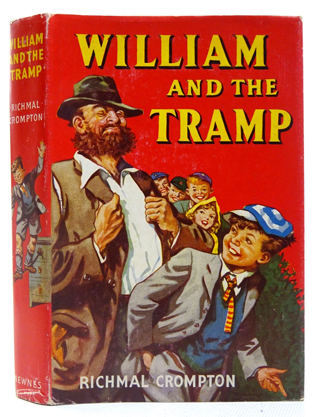 Photo of WILLIAM AND THE TRAMP written by Crompton, Richmal illustrated by Henry, Thomas published by George Newnes Ltd. (STOCK CODE: 2127765)  for sale by Stella & Rose's Books