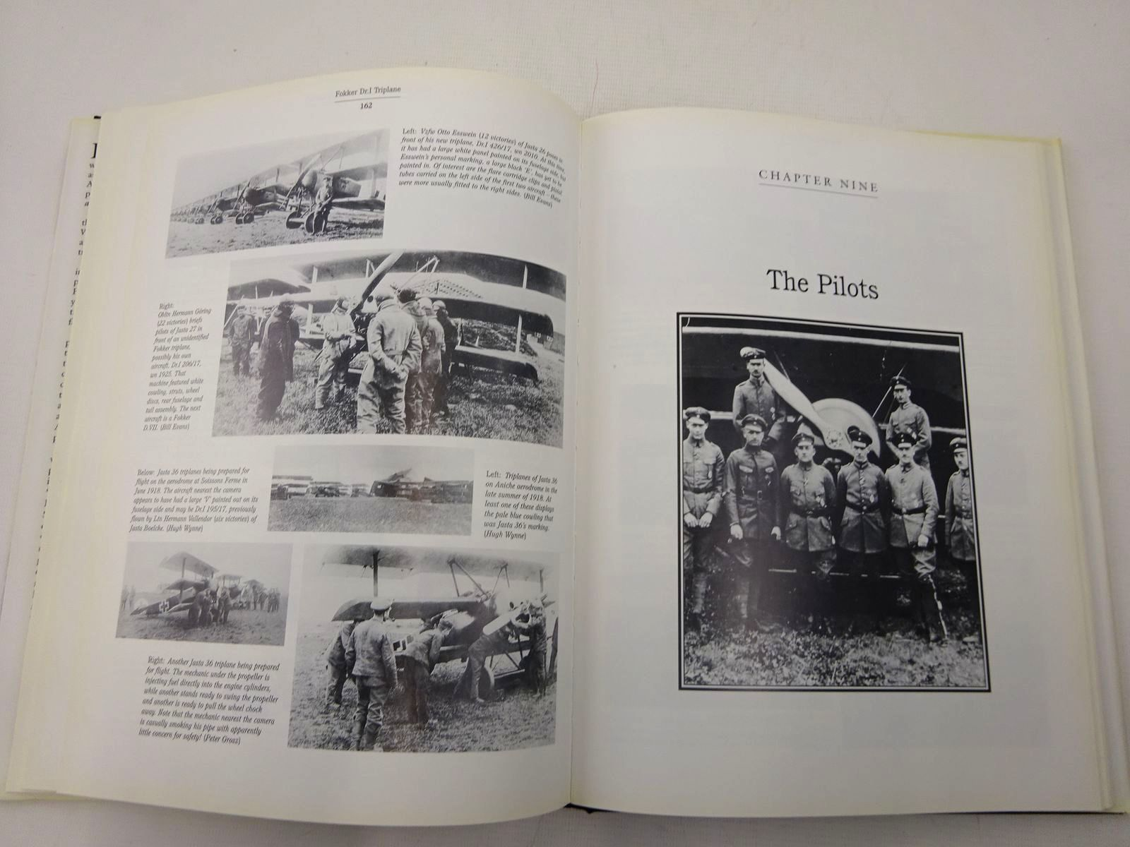 Photo of FOKKER DR.I TRIPLANE written by Leaman, Paul illustrated by Dempsey, Harry<br />Leaman, Paul published by Classic (STOCK CODE: 2127774)  for sale by Stella & Rose's Books