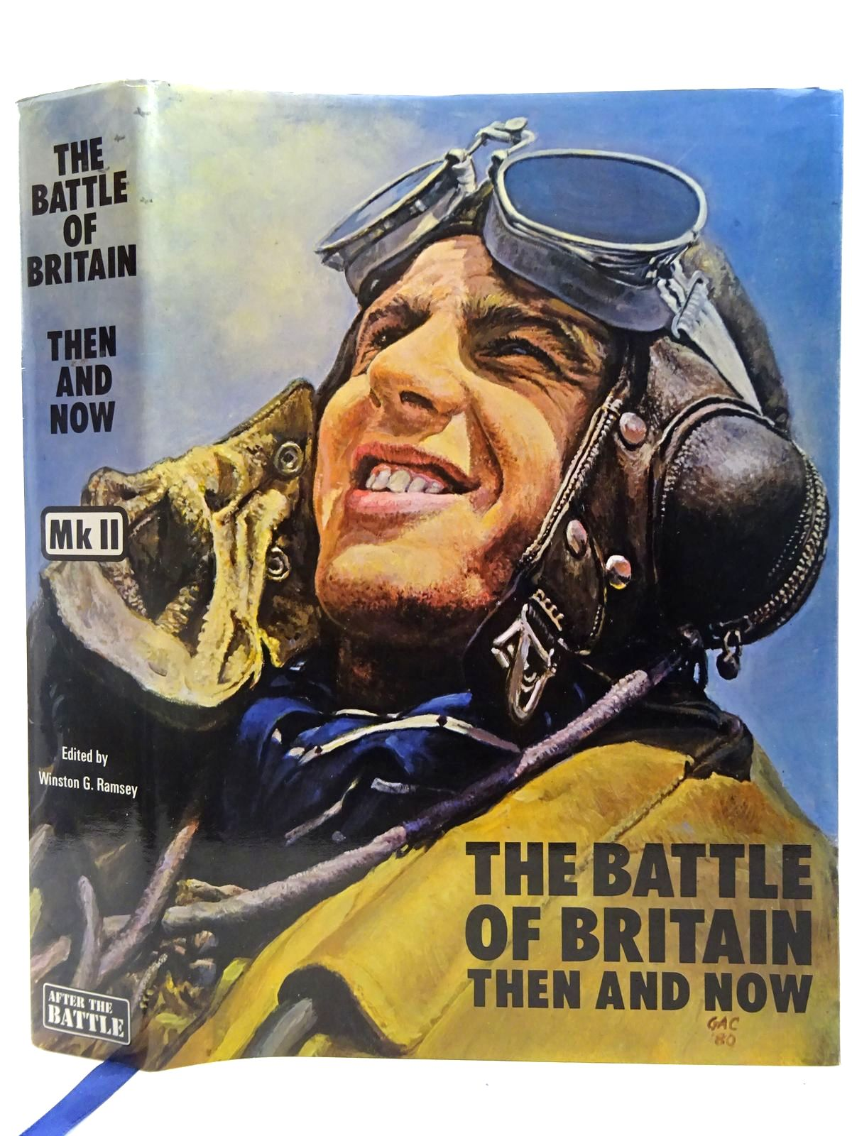 Photo of THE BATTLE OF BRITAIN THEN AND NOW