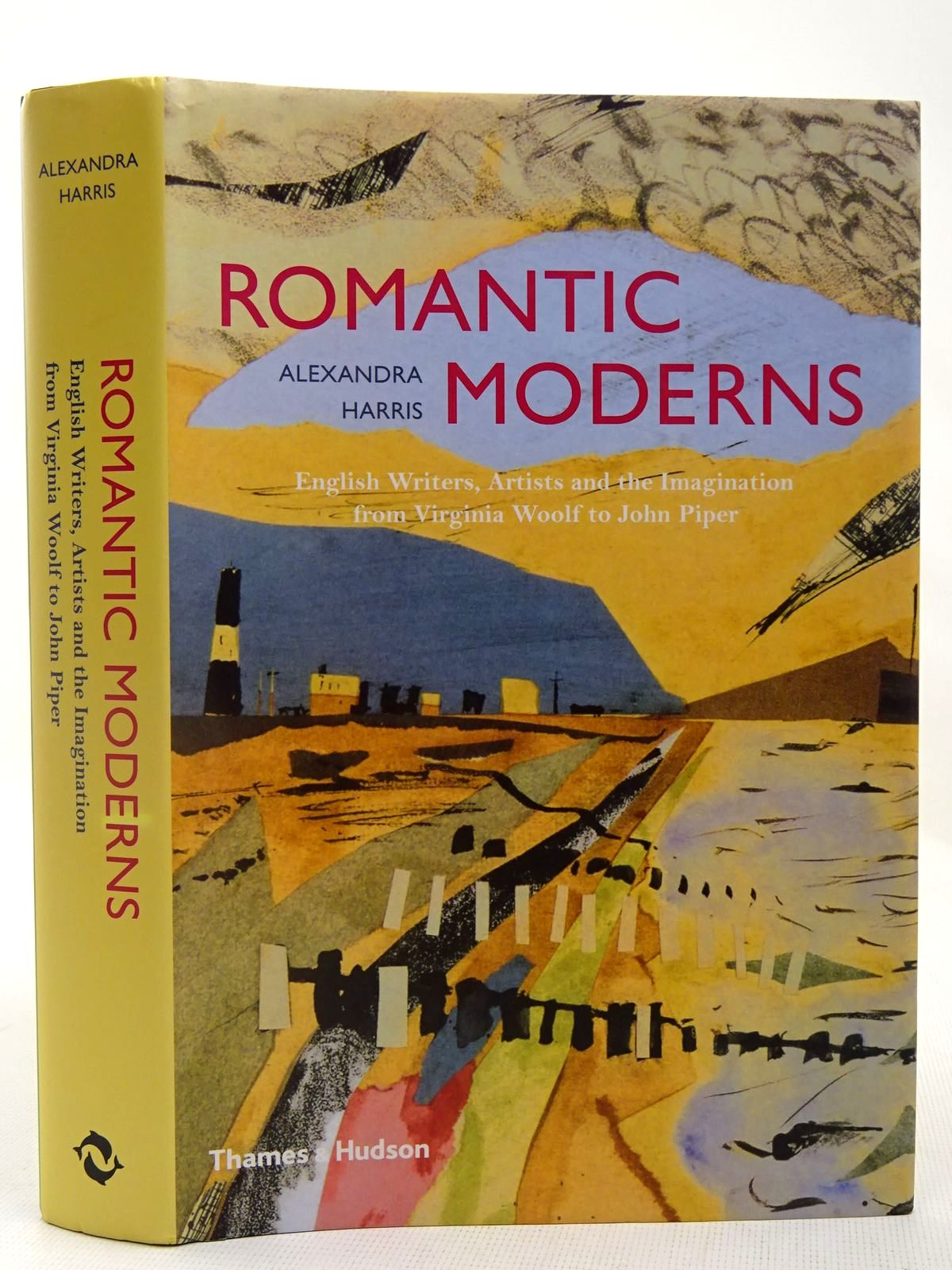Photo of ROMANTIC MODERNS written by Harris, Alexandra illustrated by Bawden, Edward<br />Kauffer, E. Mcknight<br />et al., published by Thames and Hudson (STOCK CODE: 2127856)  for sale by Stella & Rose's Books