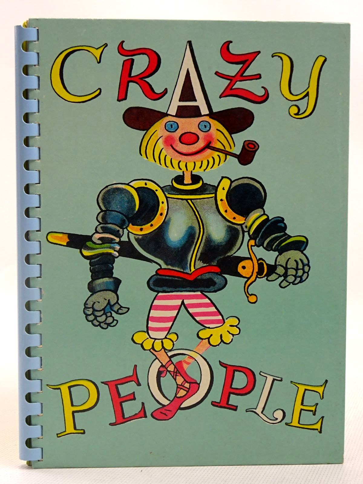 Photo of 8192 CRAZY PEOPLE illustrated by Trier, Walter published by Atrium Press Ltd. (STOCK CODE: 2127871)  for sale by Stella & Rose's Books