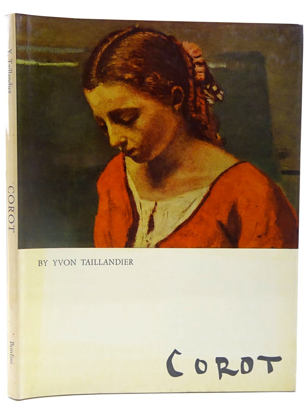 Photo of COROT written by Taillandier, Yvon illustrated by Corot, Jean-Baptiste Camille published by Bonfini Press (STOCK CODE: 2127895)  for sale by Stella & Rose's Books