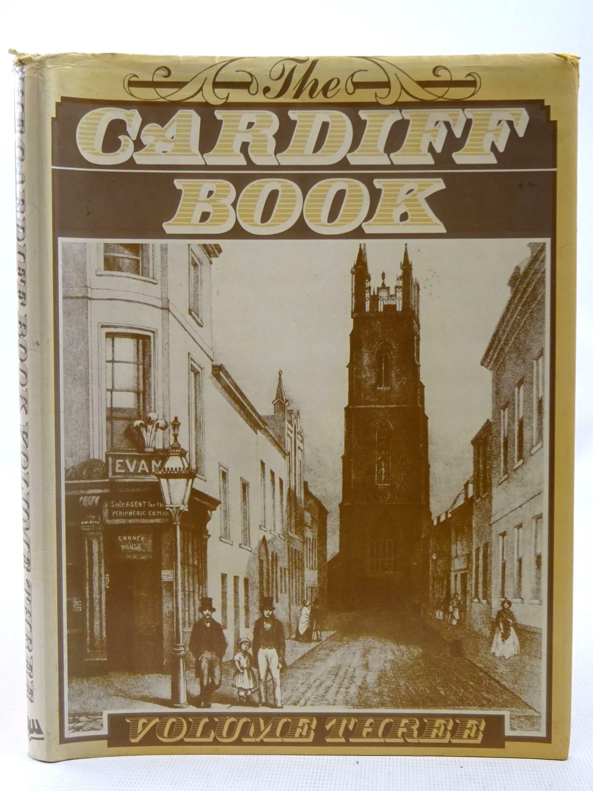 Photo of THE CARDIFF BOOK VOLUME 3 written by Williams, Stewart published by Stewart Williams (STOCK CODE: 2127909)  for sale by Stella & Rose's Books