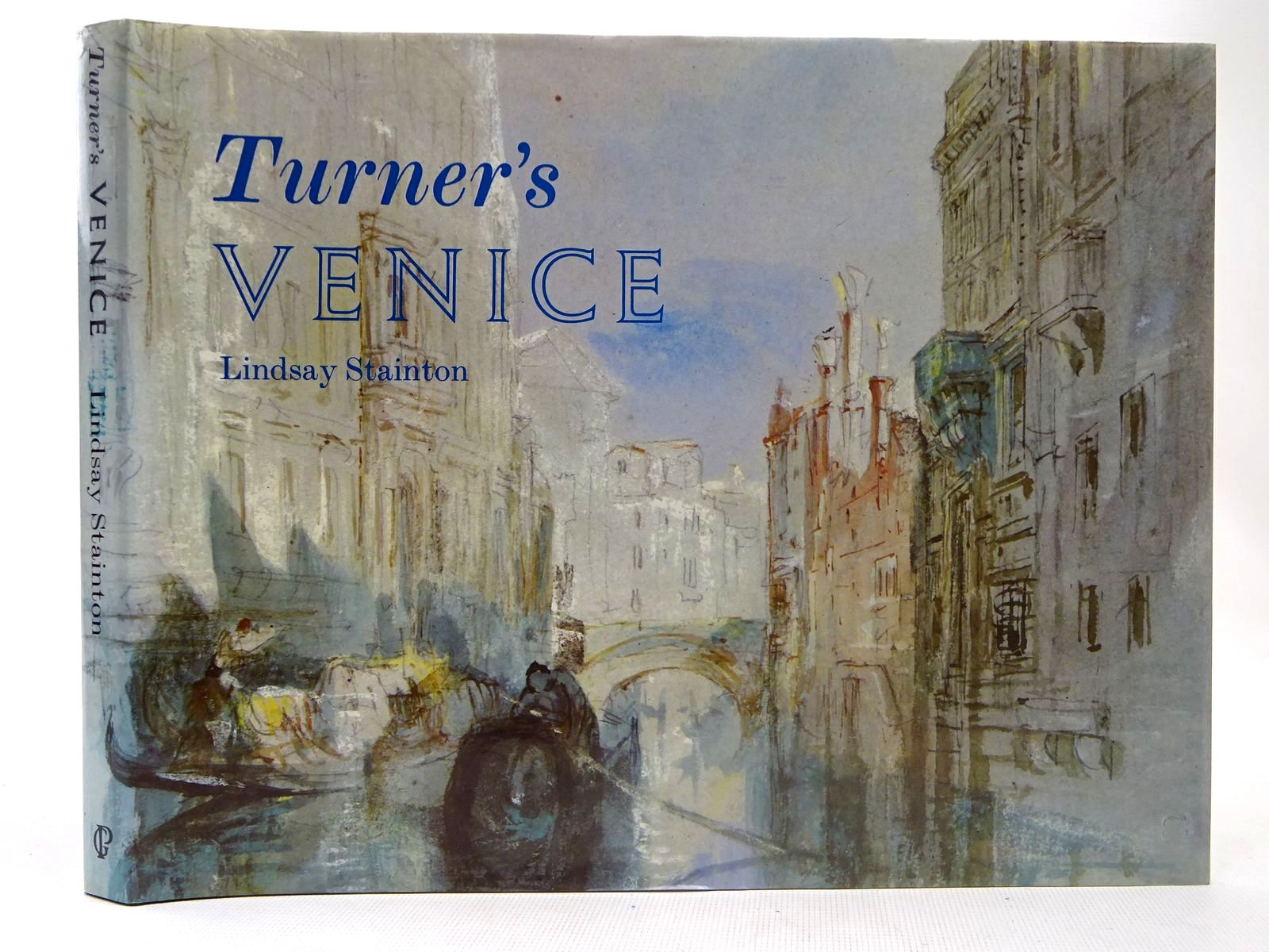 Photo of TURNER'S VENICE written by Stainton, Lindsay illustrated by Turner, J.M.W. published by Guild Publishing (STOCK CODE: 2127910)  for sale by Stella & Rose's Books