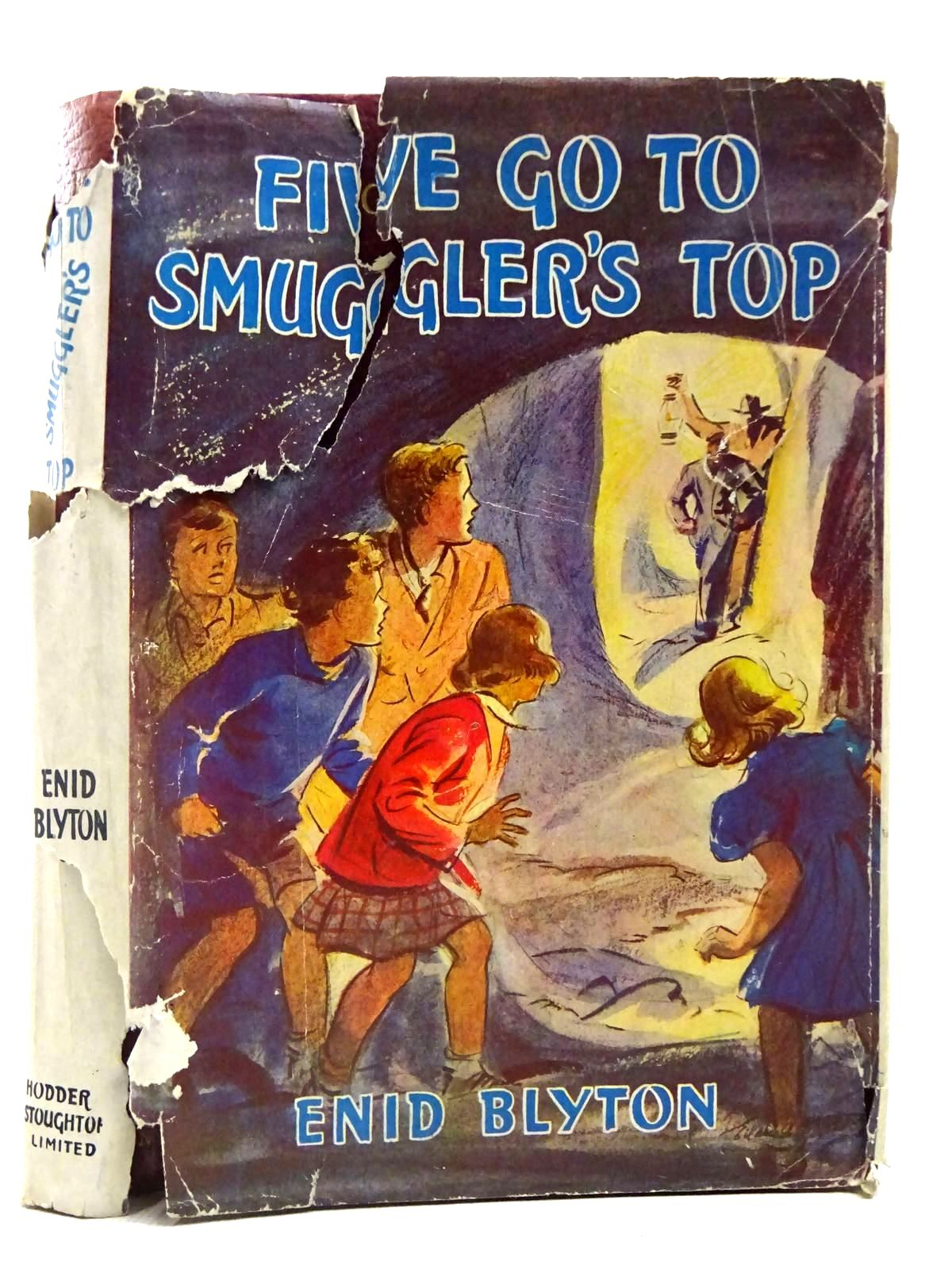 Photo of FIVE GO TO SMUGGLER'S TOP- Stock Number: 2128060