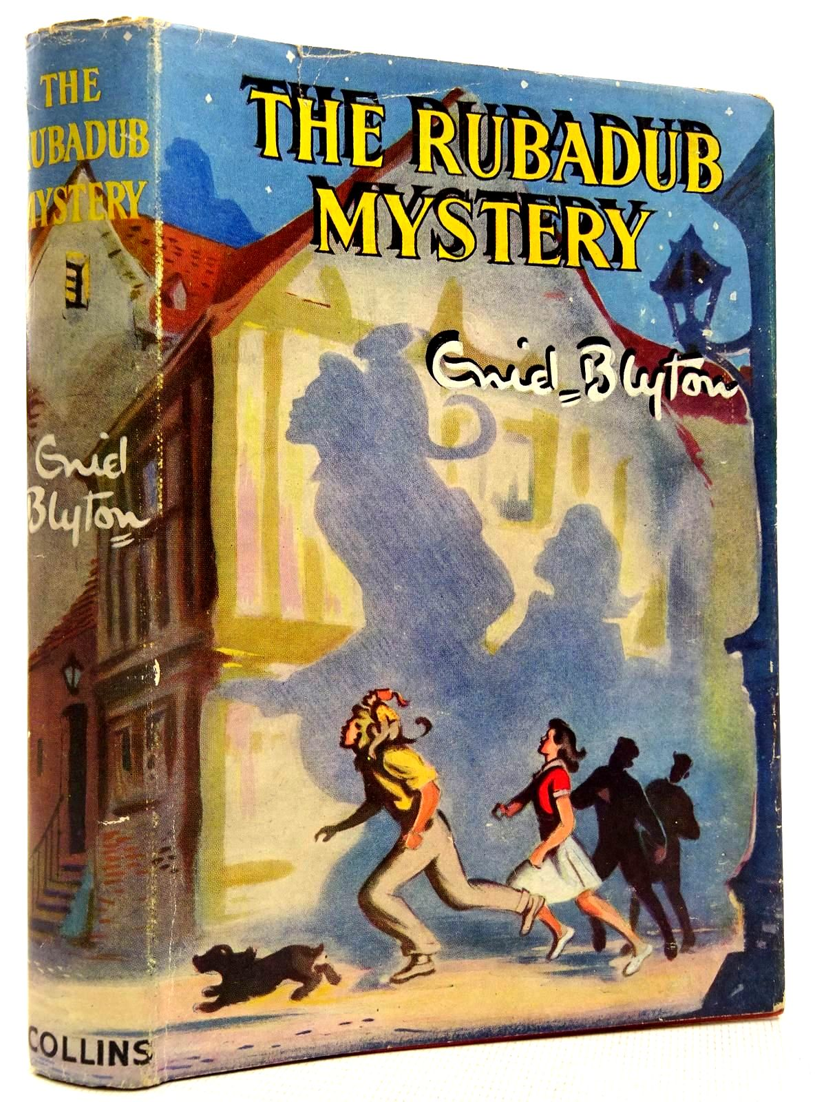 Photo of THE RUBADUB MYSTERY written by Blyton, Enid illustrated by Dunlop, Gilbert published by Collins (STOCK CODE: 2128079)  for sale by Stella & Rose's Books