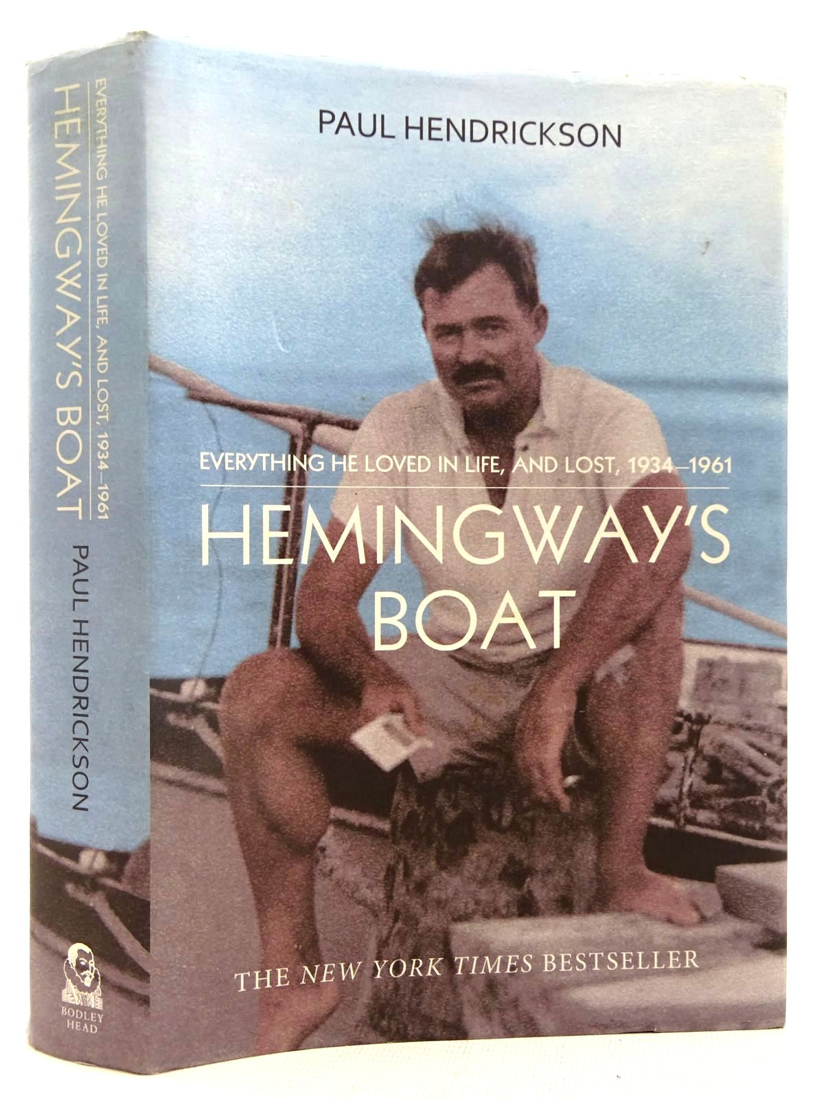 Photo of HEMINGWAY'S BOAT written by Hendrickson, Paul published by The Bodley Head (STOCK CODE: 2128089)  for sale by Stella & Rose's Books