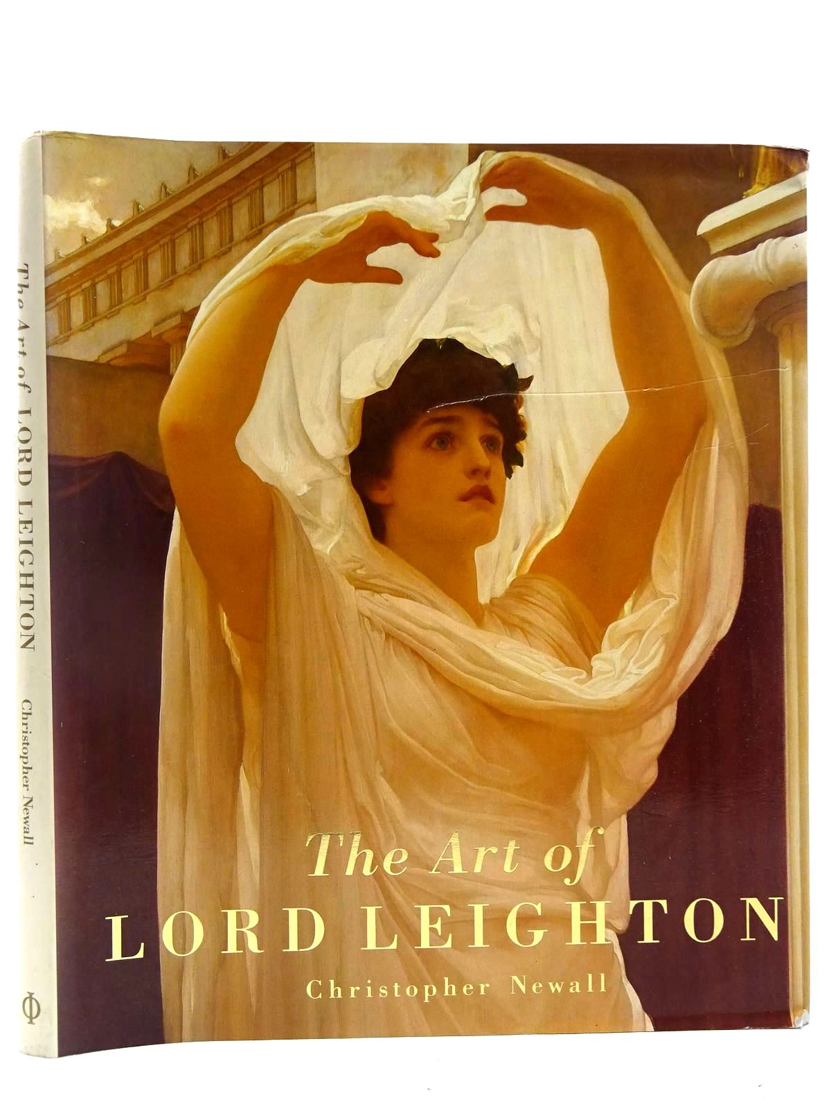 Photo of THE ART OF LORD LEIGHTON written by Newall, Christopher illustrated by Leighton, Lord published by Phaidon Press Limited (STOCK CODE: 2128101)  for sale by Stella & Rose's Books