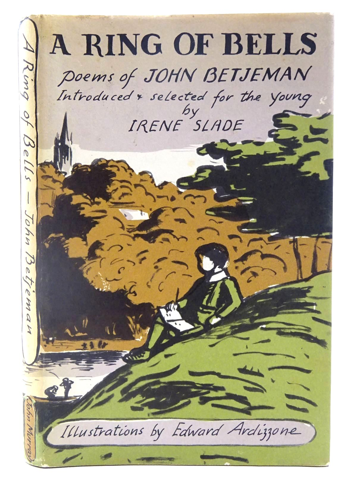 Photo of A RING OF BELLS written by Betjeman, John<br />Slade, Irene illustrated by Ardizzone, Edward published by John Murray (STOCK CODE: 2128129)  for sale by Stella & Rose's Books