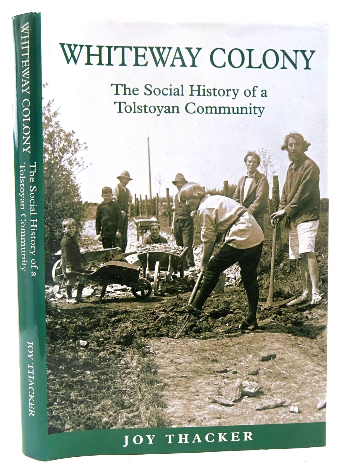 Photo of WHITEWAY COLONY written by Thacker, Joy published by Joy Thacker (STOCK CODE: 2128154)  for sale by Stella & Rose's Books