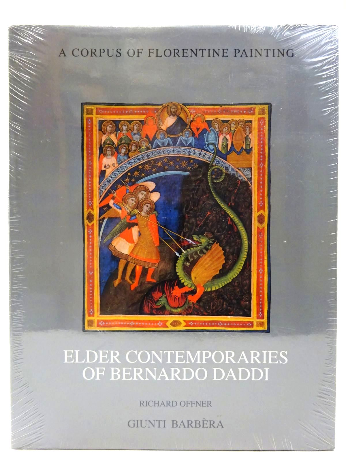 Photo of ELDER CONTEMPORARIES OF BERNARDO DADDI written by Offner, Richard published by Giunti Barbera (STOCK CODE: 2128161)  for sale by Stella & Rose's Books