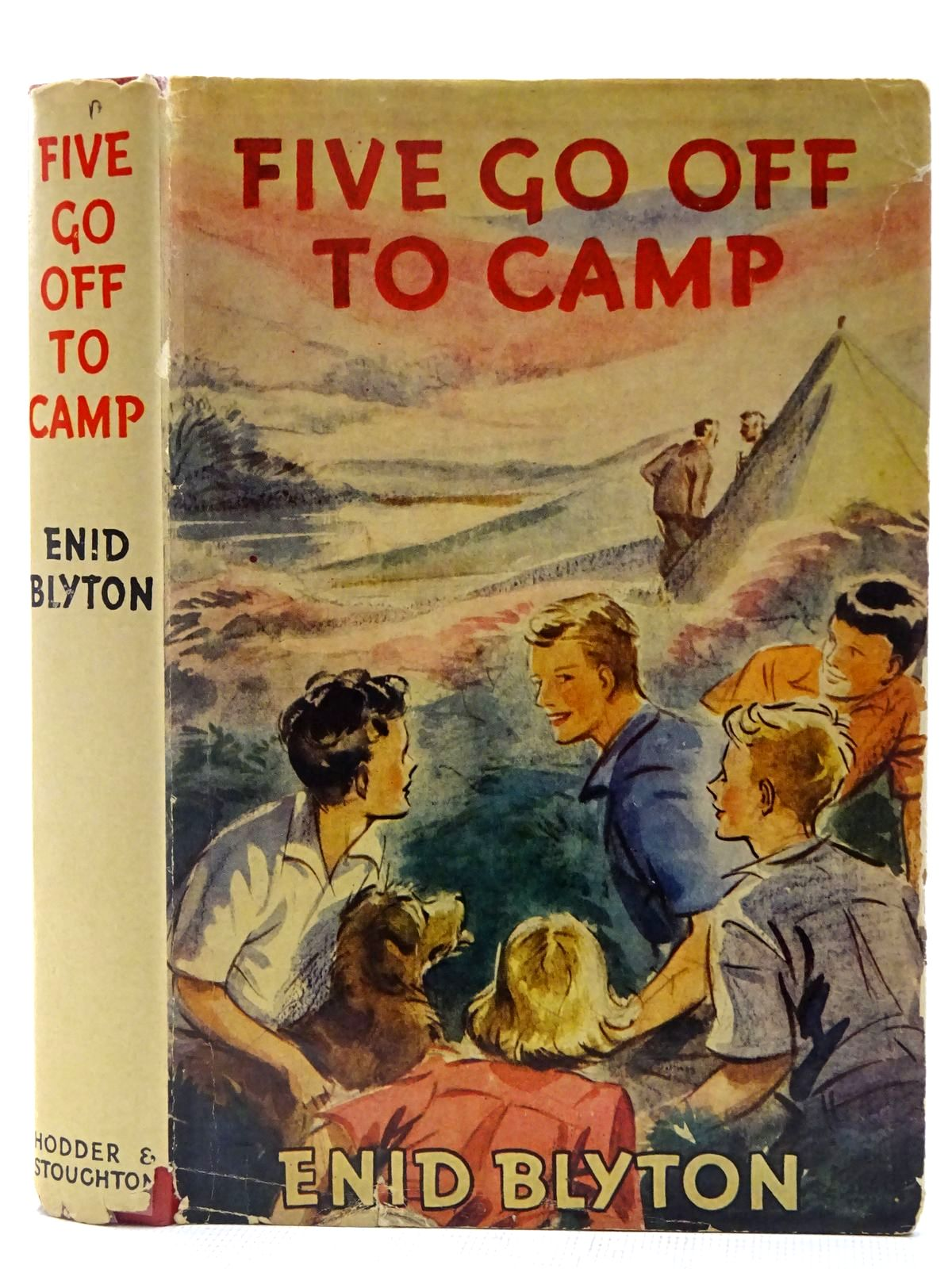 Photo of FIVE GO OFF TO CAMP