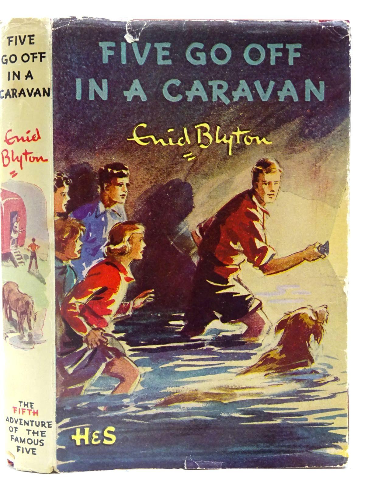 Photo of FIVE GO OFF IN A CARAVAN