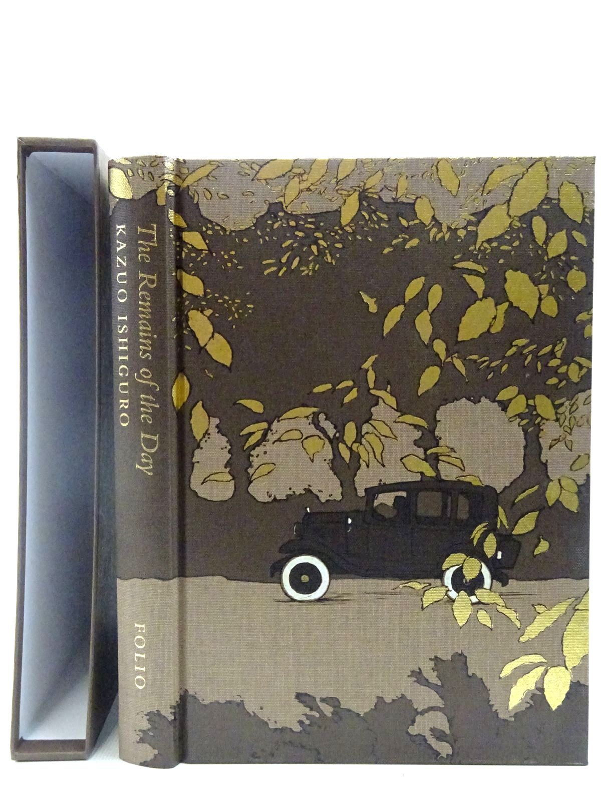 Photo of THE REMAINS OF THE DAY written by Ishiguro, Kazuo illustrated by Campbell-Notman, Finn published by Folio Society (STOCK CODE: 2128208)  for sale by Stella & Rose's Books