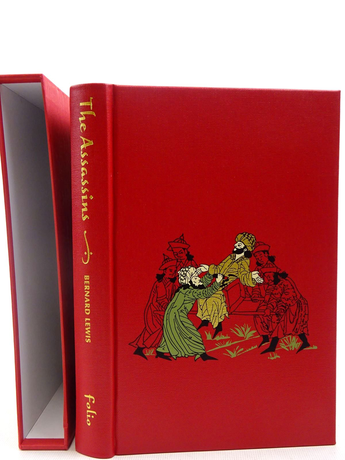 Photo of THE ASSASSINS written by Lewis, Bernard published by Folio Society (STOCK CODE: 2128217)  for sale by Stella & Rose's Books