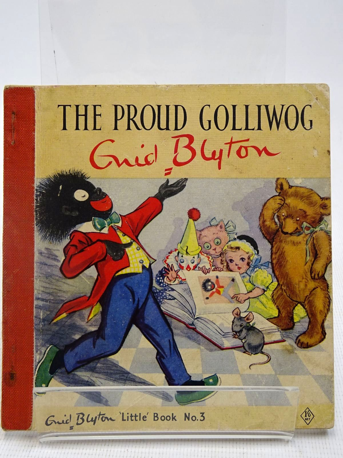 Photo of THE PROUD GOLLIWOG