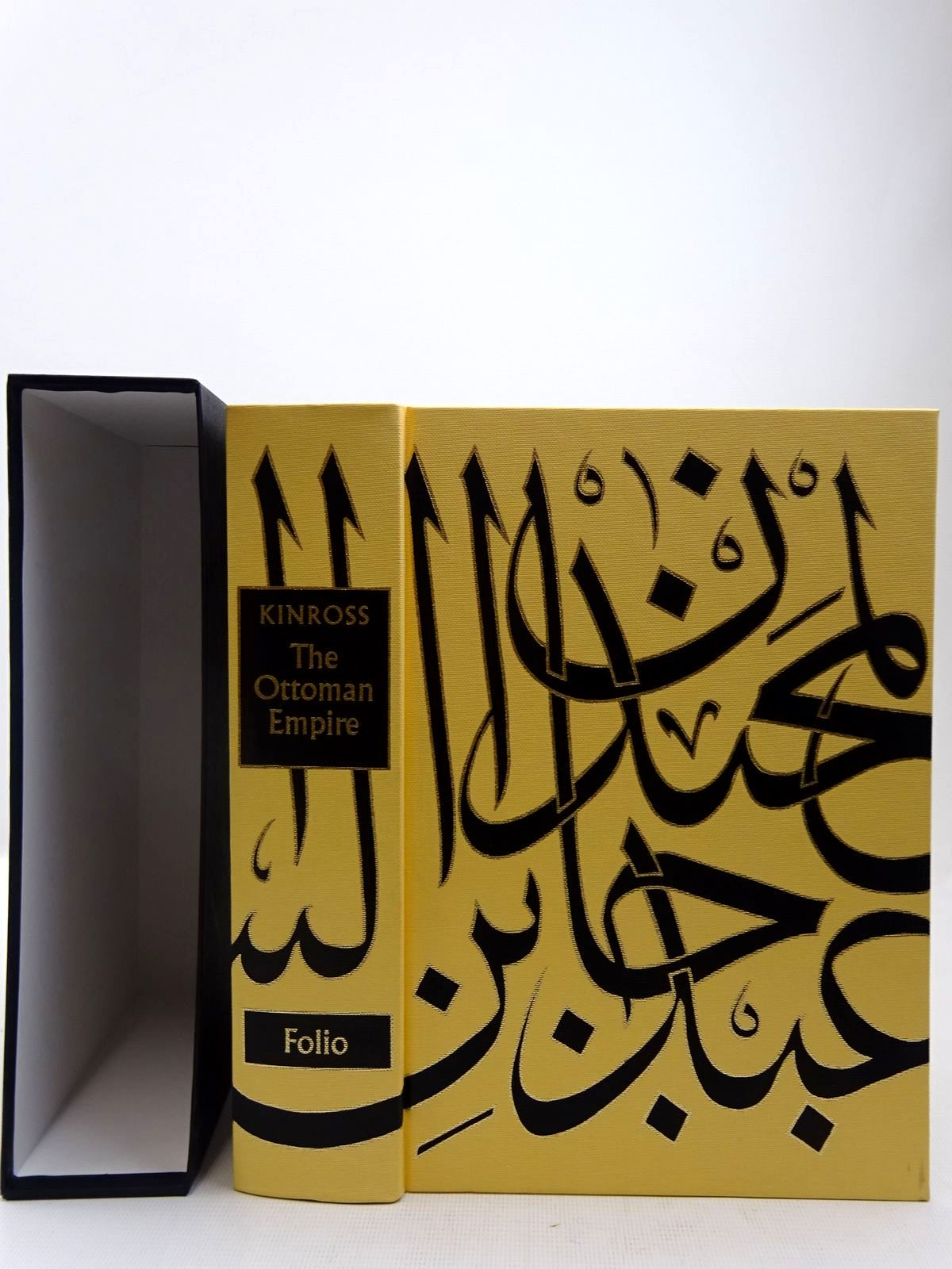 Photo of THE OTTOMAN EMPIRE written by Kinross, Lord published by Folio Society (STOCK CODE: 2128269)  for sale by Stella & Rose's Books