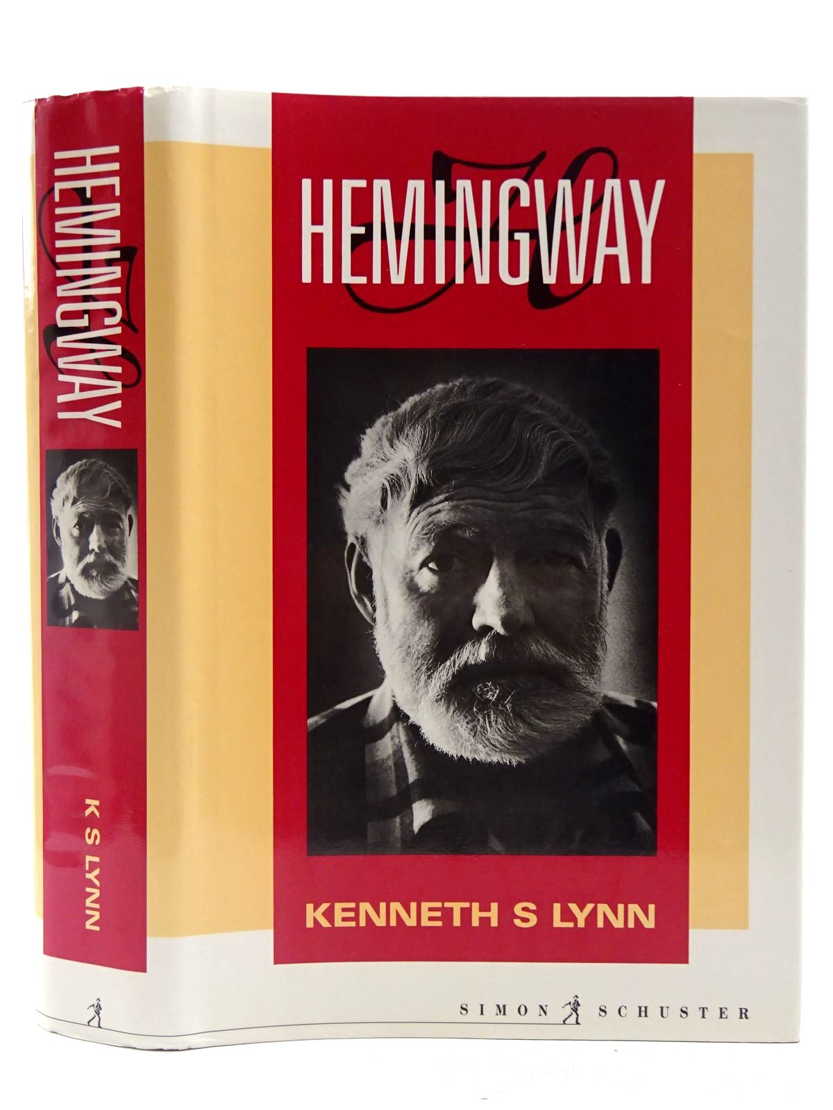 Photo of HEMINGWAY written by Lynn, Kenneth S. published by Simon & Schuster (STOCK CODE: 2128290)  for sale by Stella & Rose's Books