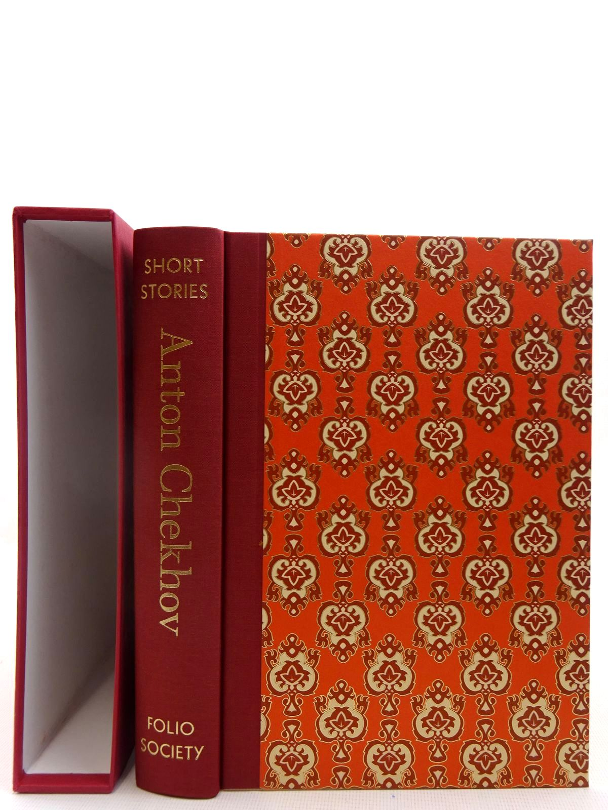 Photo of SHORT STORIES written by Chekhov, Anton<br />McVay, Gordon<br />Zinik, Zinovy illustrated by Mcfarlane, Debra published by Folio Society (STOCK CODE: 2128292)  for sale by Stella & Rose's Books