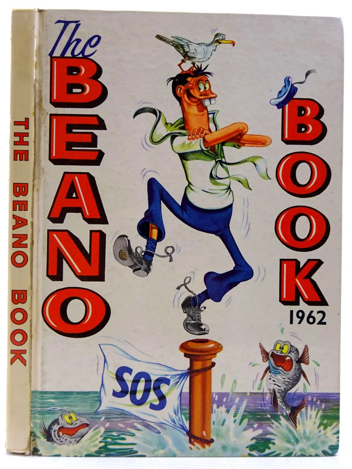 Photo of THE BEANO BOOK 1962 published by D.C. Thomson & Co Ltd. (STOCK CODE: 2128327)  for sale by Stella & Rose's Books