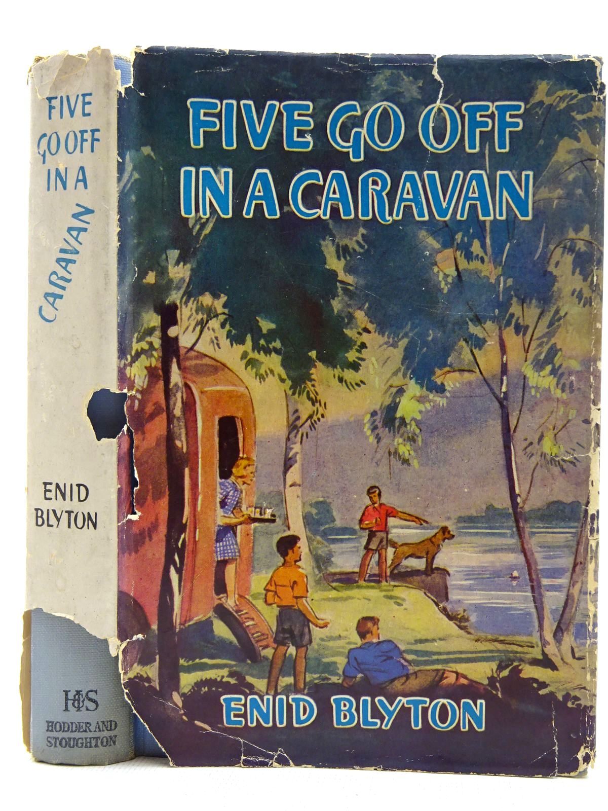 Photo of FIVE GO OFF IN A CARAVAN