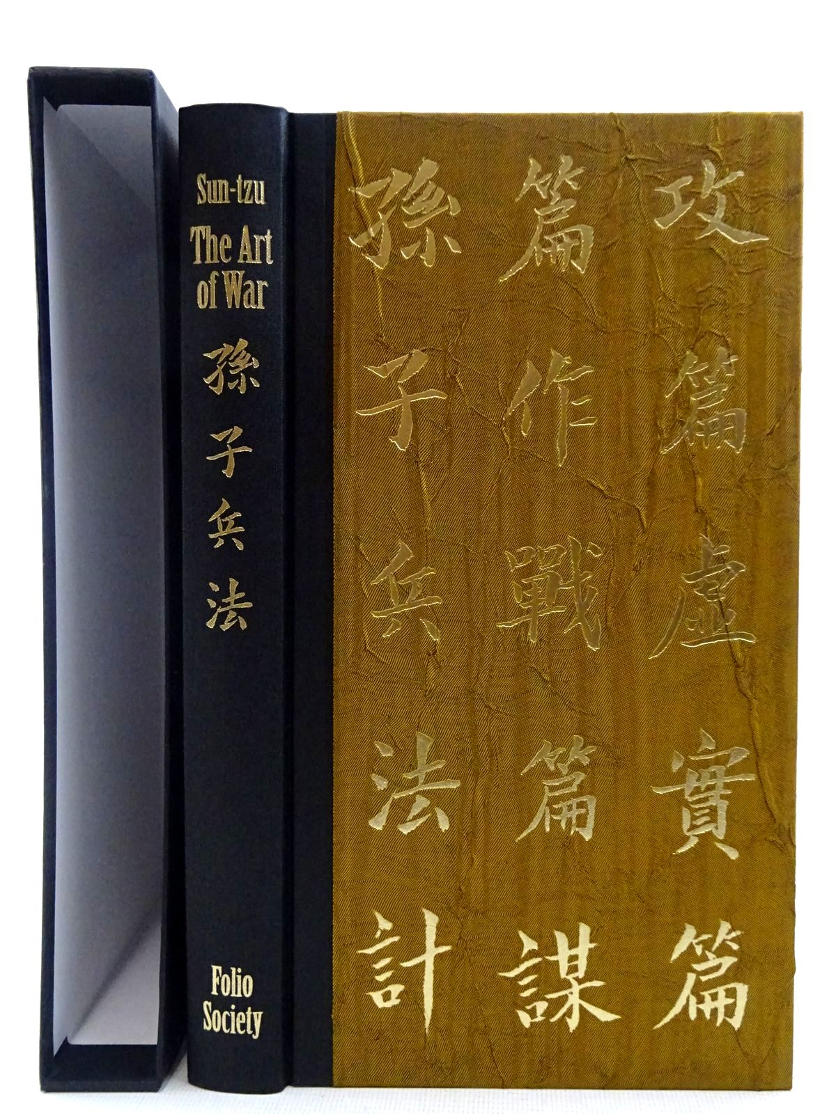Photo of THE ART OF WAR written by Sun-Tzu,<br />Ames, Roger T. published by Folio Society (STOCK CODE: 2128355)  for sale by Stella & Rose's Books