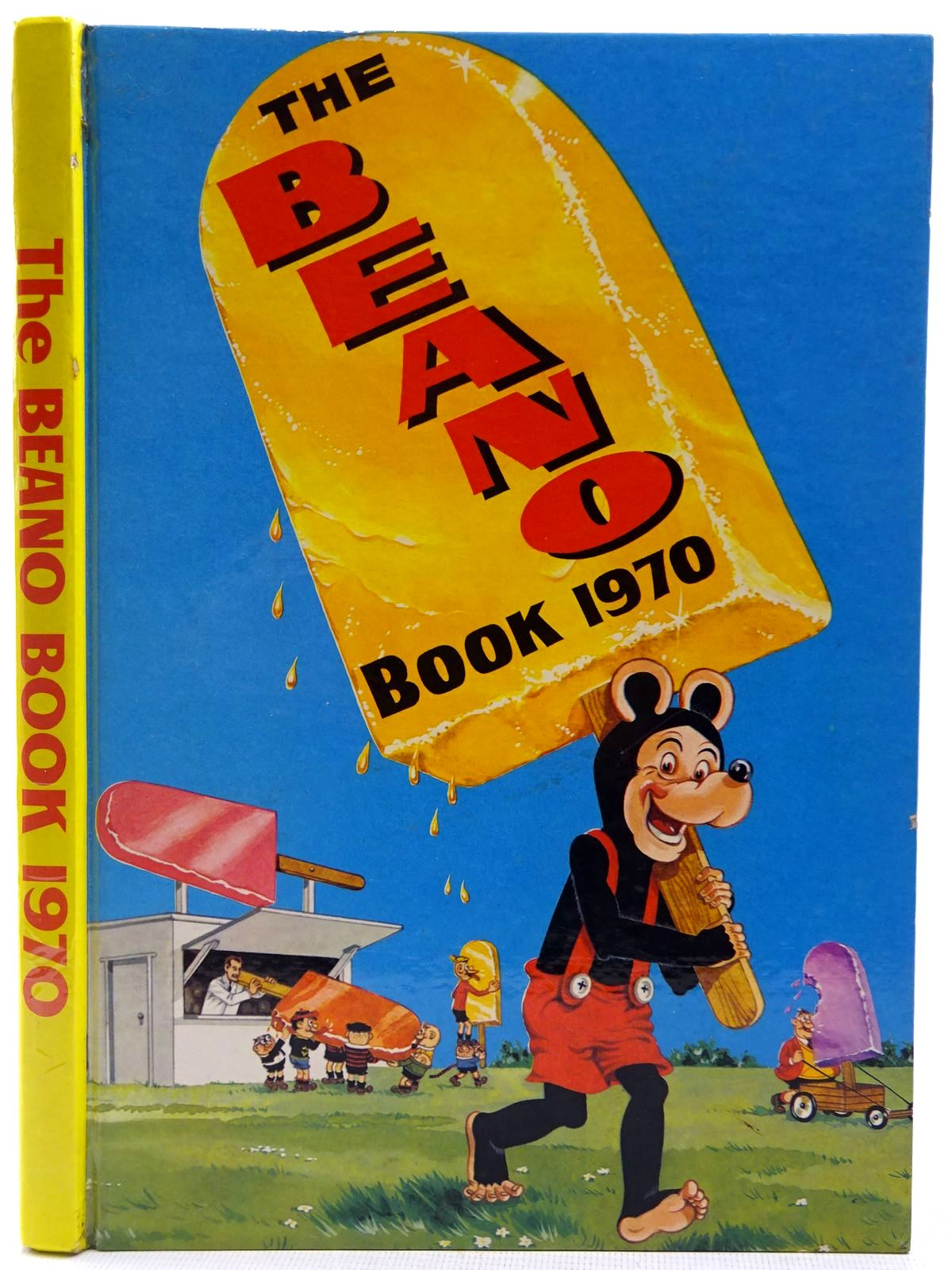 Photo of THE BEANO BOOK 1970 published by D.C. Thomson & Co Ltd. (STOCK CODE: 2128359)  for sale by Stella & Rose's Books