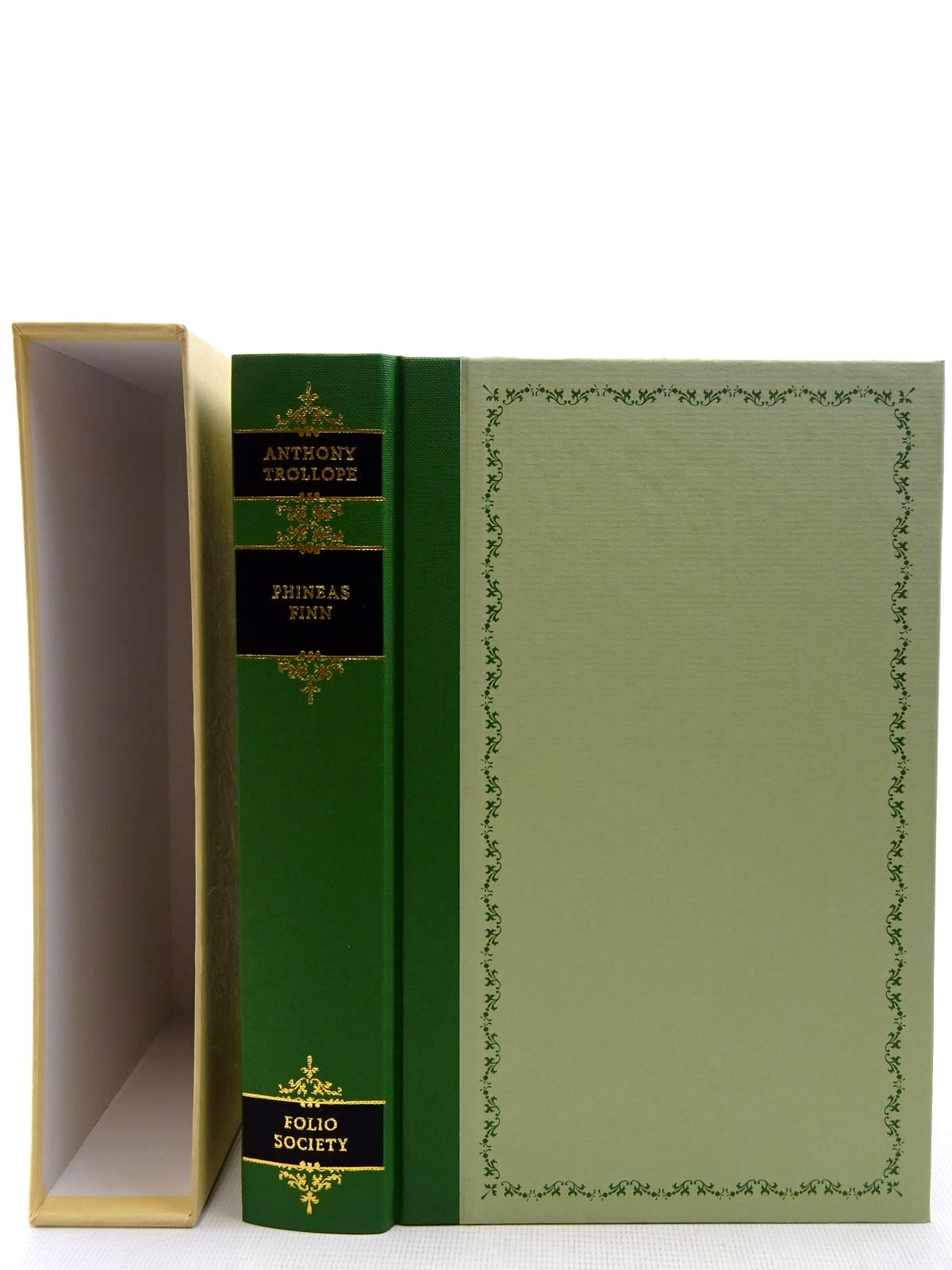 Photo of PHINEAS FINN written by Trollope, Anthony illustrated by Thomas, Llewellyn published by Folio Society (STOCK CODE: 2128363)  for sale by Stella & Rose's Books