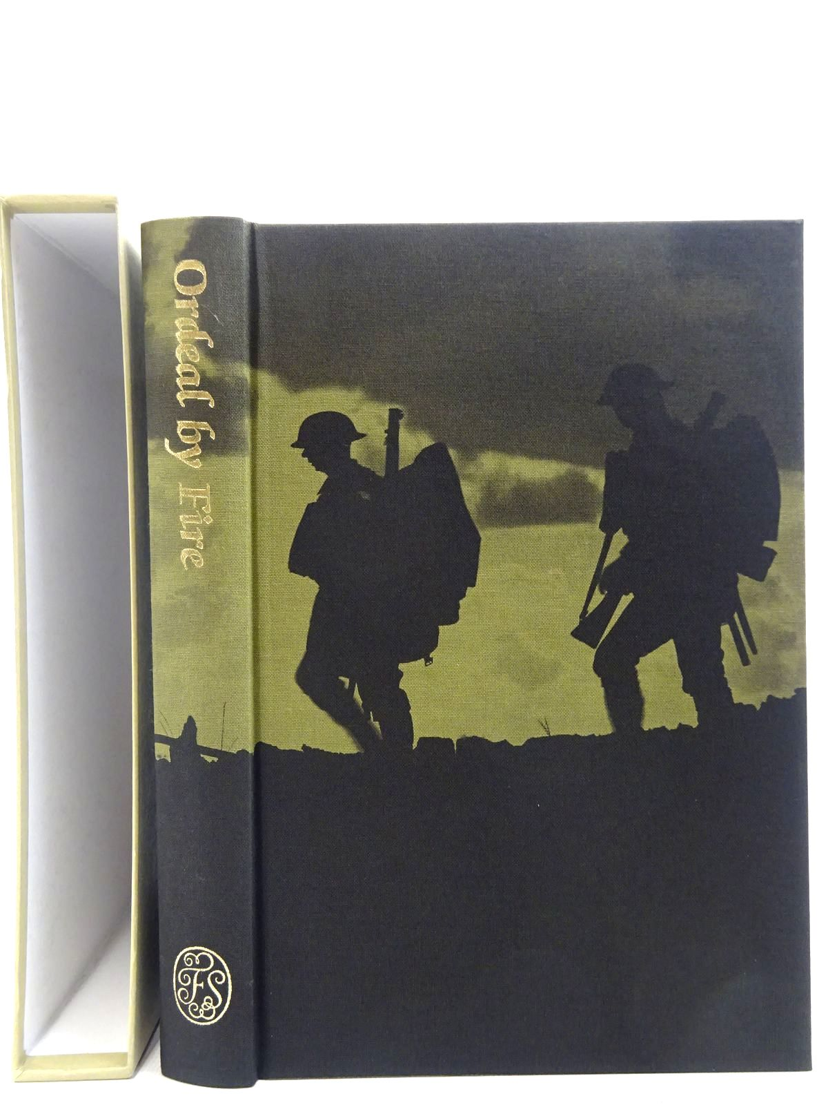 Photo of ORDEAL BY FIRE written by MacDonald, Lyn published by Folio Society (STOCK CODE: 2128365)  for sale by Stella & Rose's Books