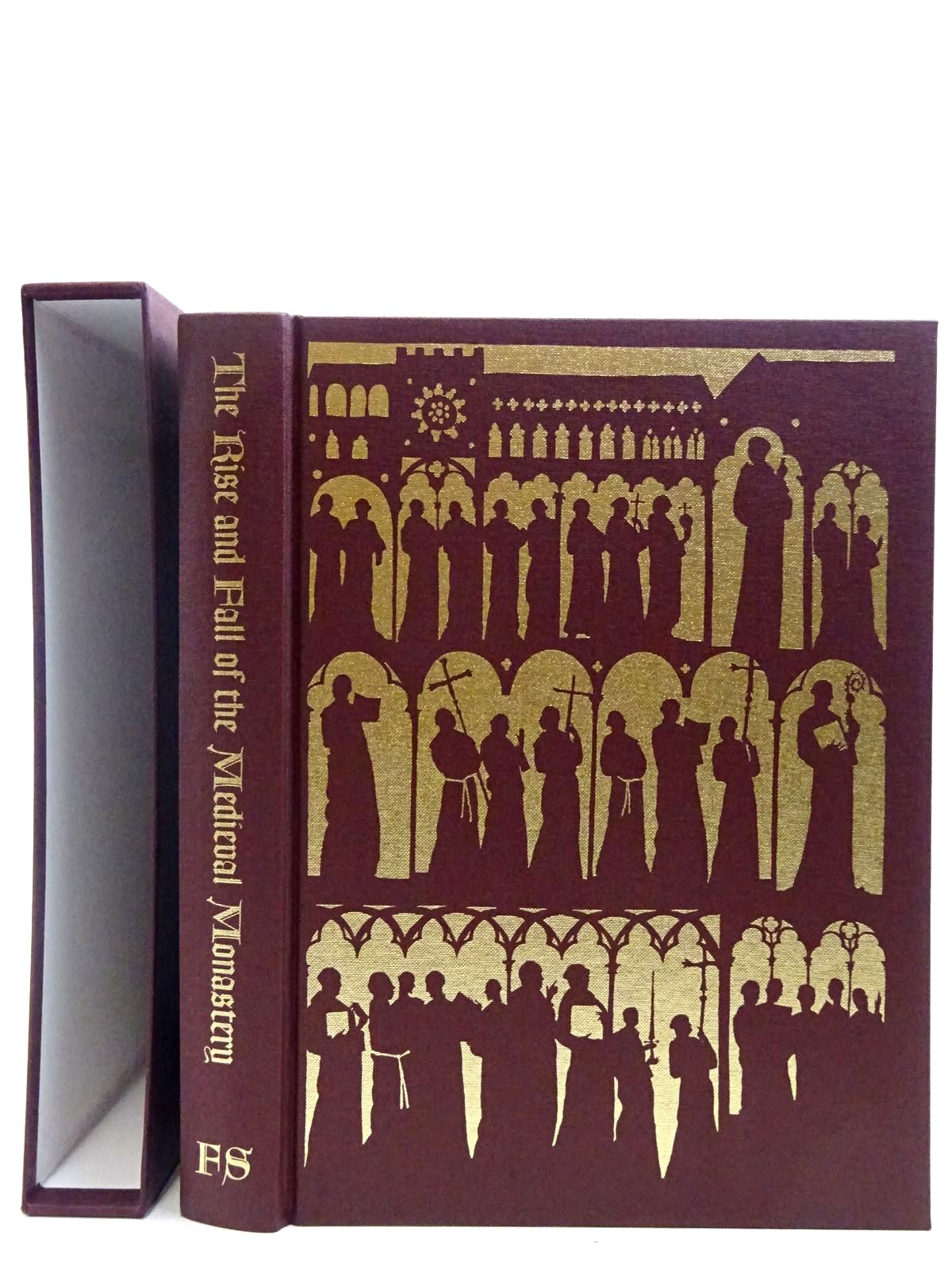 Photo of THE RISE AND FALL OF THE MEDIEVAL MONASTERY written by Brooke, Christopher published by Folio Society (STOCK CODE: 2128369)  for sale by Stella & Rose's Books