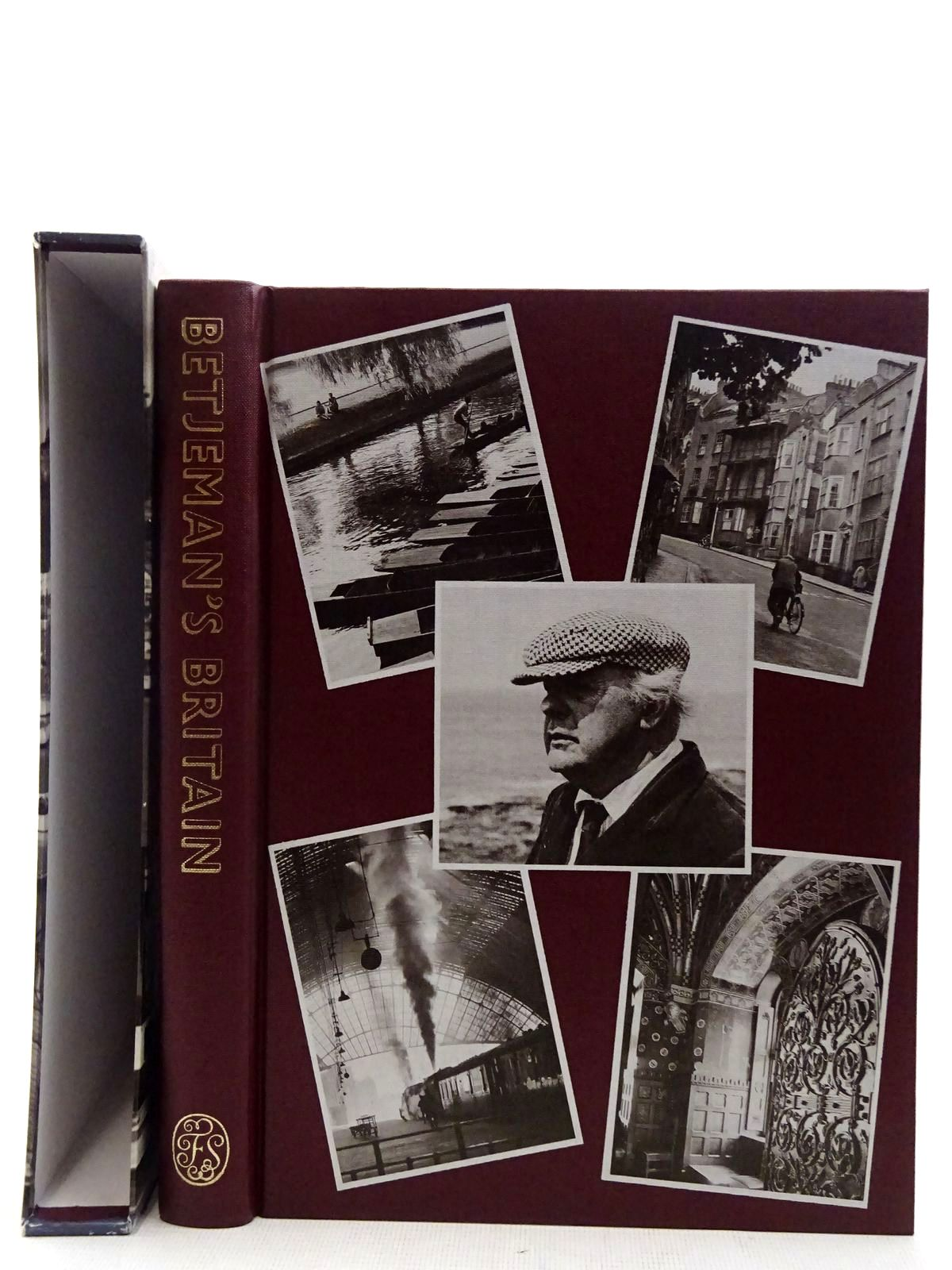 Photo of BETJEMAN'S BRITAIN written by Betjeman, John<br />Green, Candida Lycett published by Folio Society (STOCK CODE: 2128370)  for sale by Stella & Rose's Books