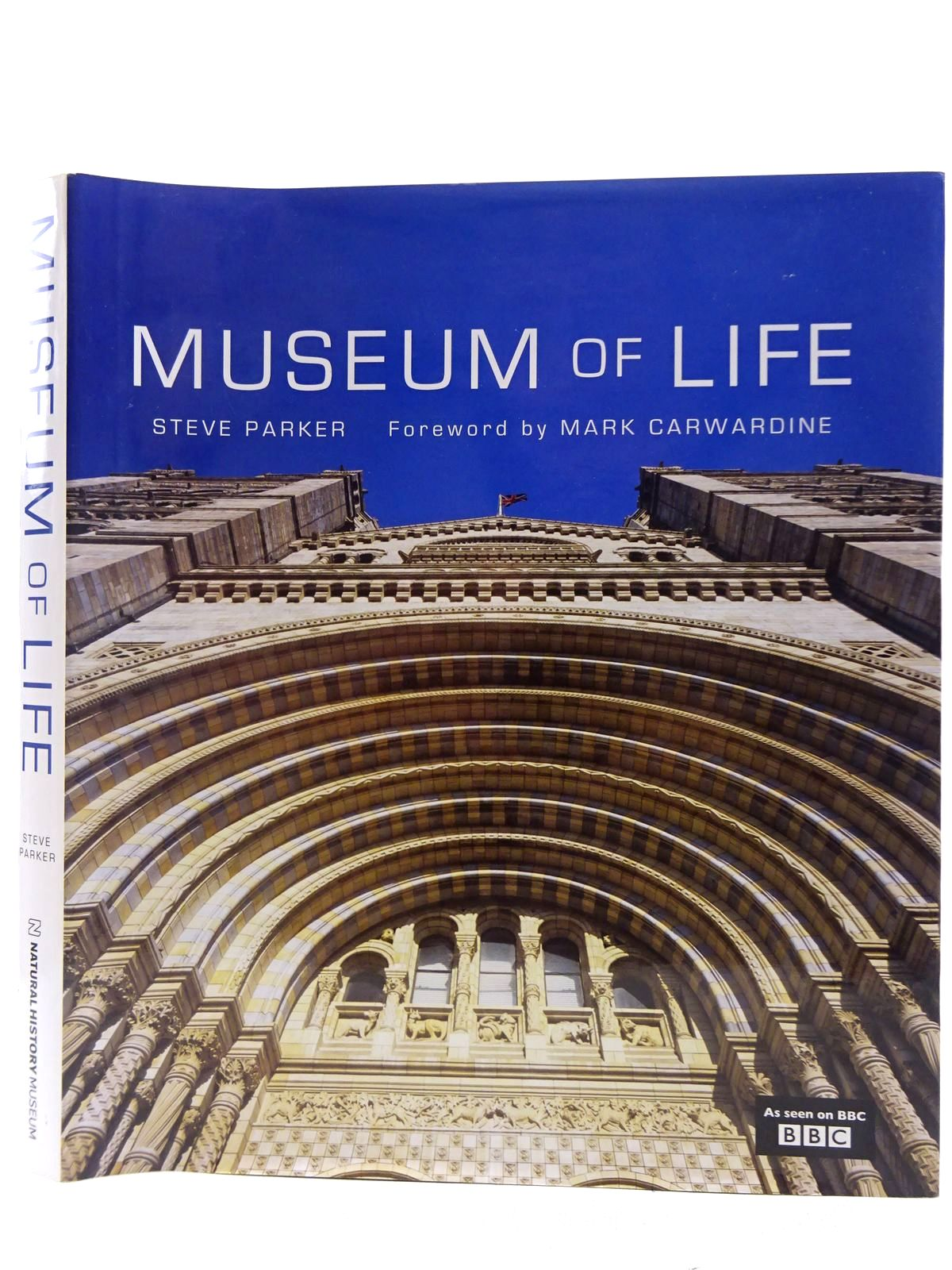 Photo of MUSEUM OF LIFE written by Parker, Steve published by Natural History Museum (STOCK CODE: 2128371)  for sale by Stella & Rose's Books