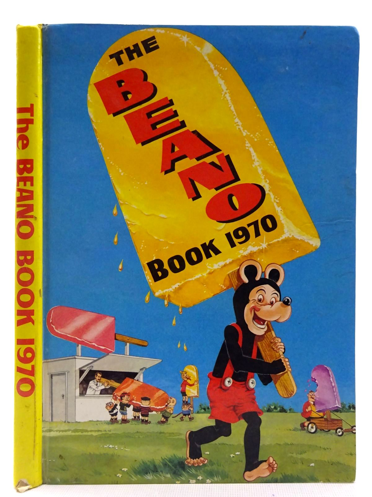 Photo of THE BEANO BOOK 1970 published by D.C. Thomson & Co Ltd. (STOCK CODE: 2128373)  for sale by Stella & Rose's Books
