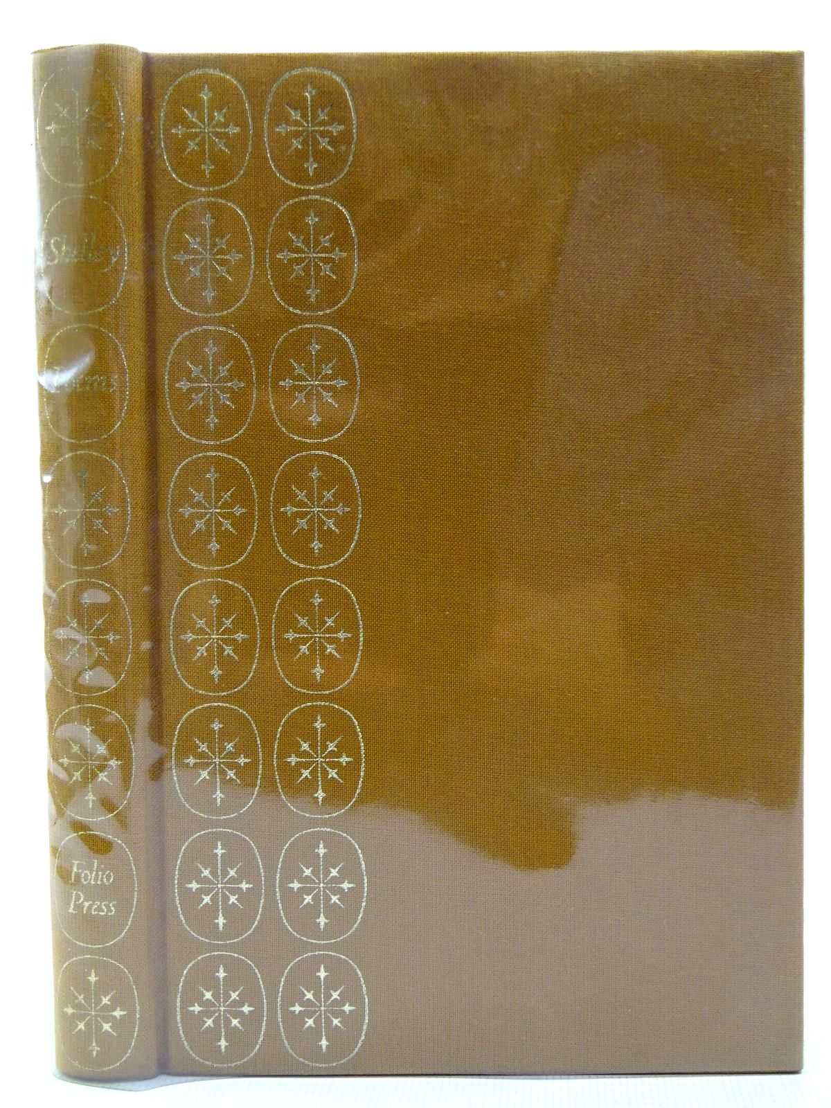 Photo of POEMS written by Shelley, P.B.<br />Church, Richard illustrated by Buckland-Wright, John published by Folio Press (STOCK CODE: 2128375)  for sale by Stella & Rose's Books