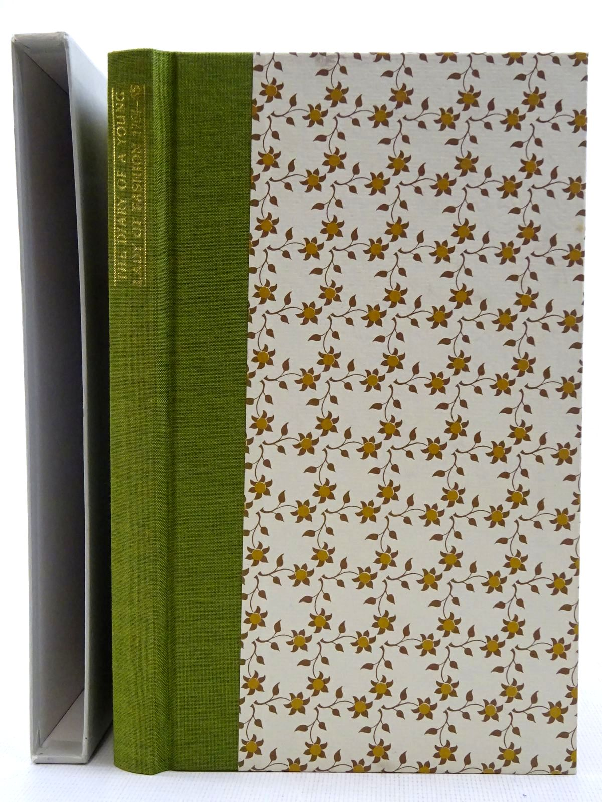 Photo of THE DIARY OF A YOUNG LADY OF FASHION IN 1764-5 written by King-Hall, Magdalen illustrated by Martin, Frank published by Folio Society (STOCK CODE: 2128378)  for sale by Stella & Rose's Books