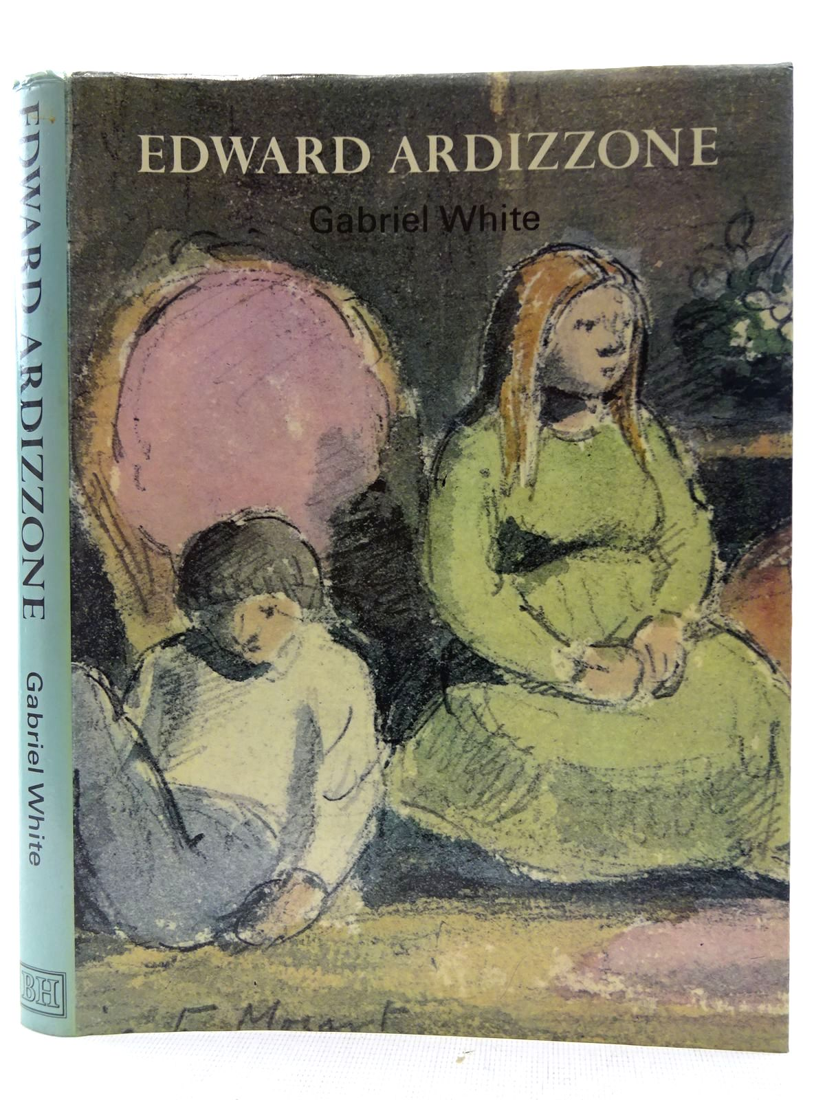 Photo of EDWARD ARDIZZONE written by White, Gabriel illustrated by Ardizzone, Edward published by The Bodley Head (STOCK CODE: 2128461)  for sale by Stella & Rose's Books