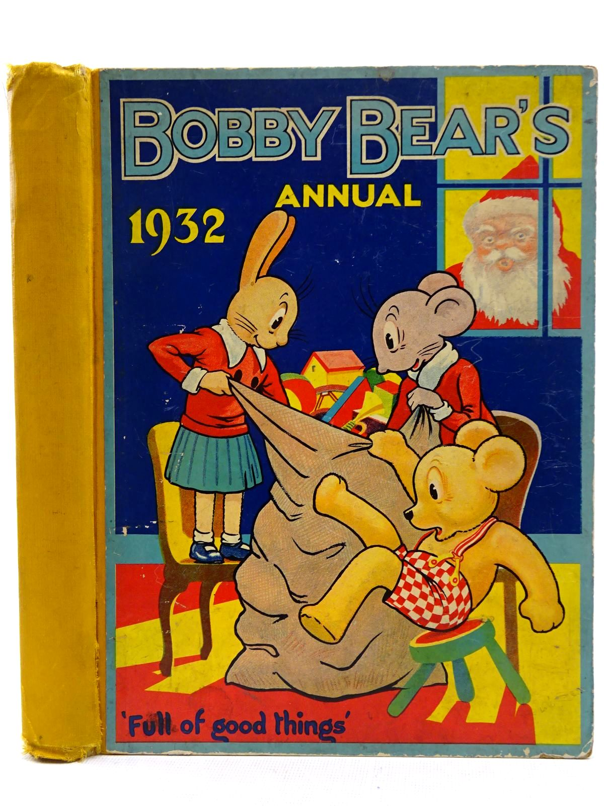 Photo of BOBBY BEAR'S ANNUAL 1932 published by Dean & Son Ltd. (STOCK CODE: 2128505)  for sale by Stella & Rose's Books