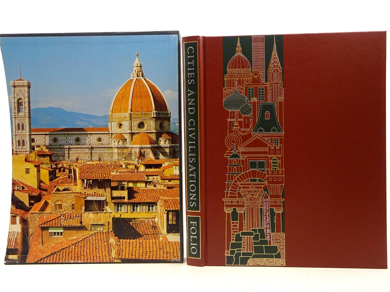 Photo of CITIES AND CIVILISATIONS written by Hibbert, Christopher published by Folio Society (STOCK CODE: 2128526)  for sale by Stella & Rose's Books