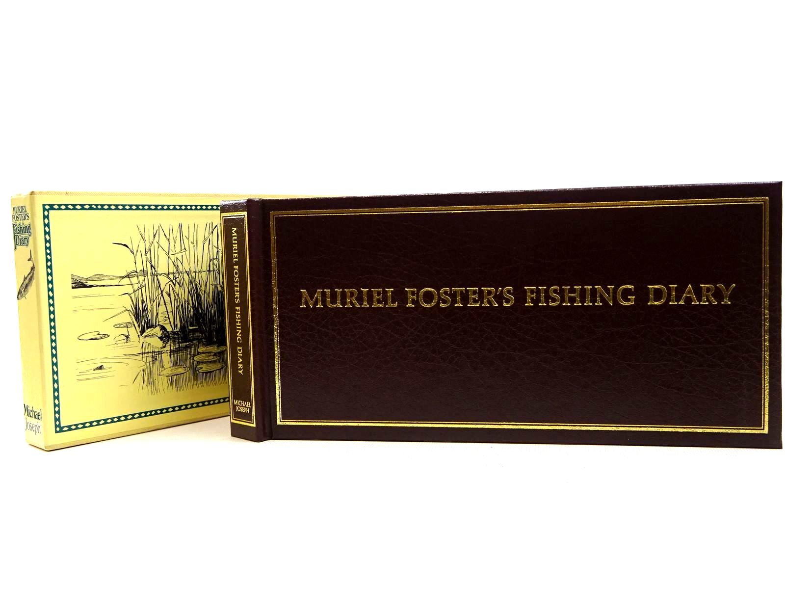 Photo of MURIEL FOSTER'S FISHING DIARY written by Foster, Muriel C. illustrated by Foster, Muriel C. published by Michael Joseph (STOCK CODE: 2128533)  for sale by Stella & Rose's Books
