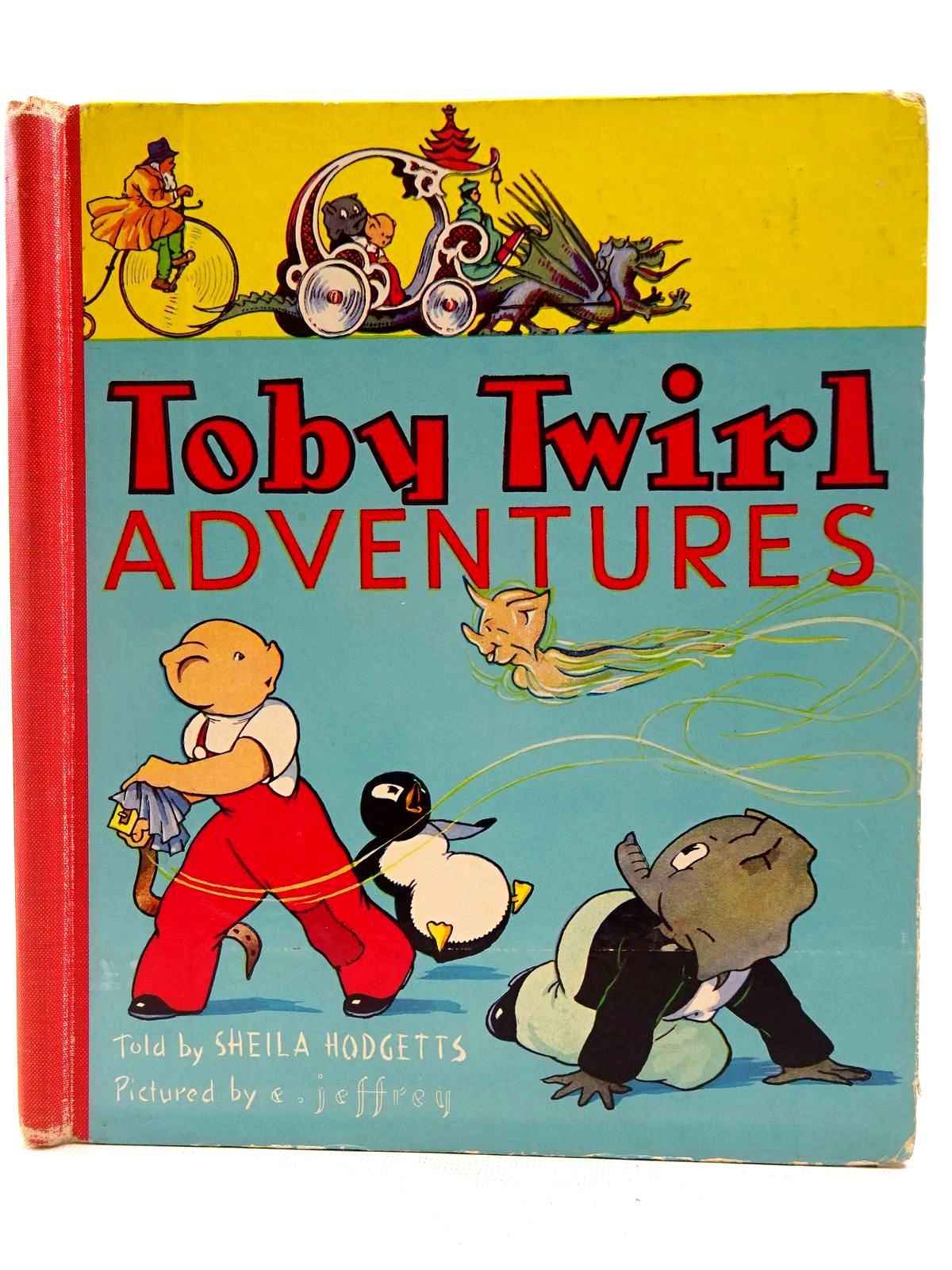 Photo of TOBY TWIRL ADVENTURES