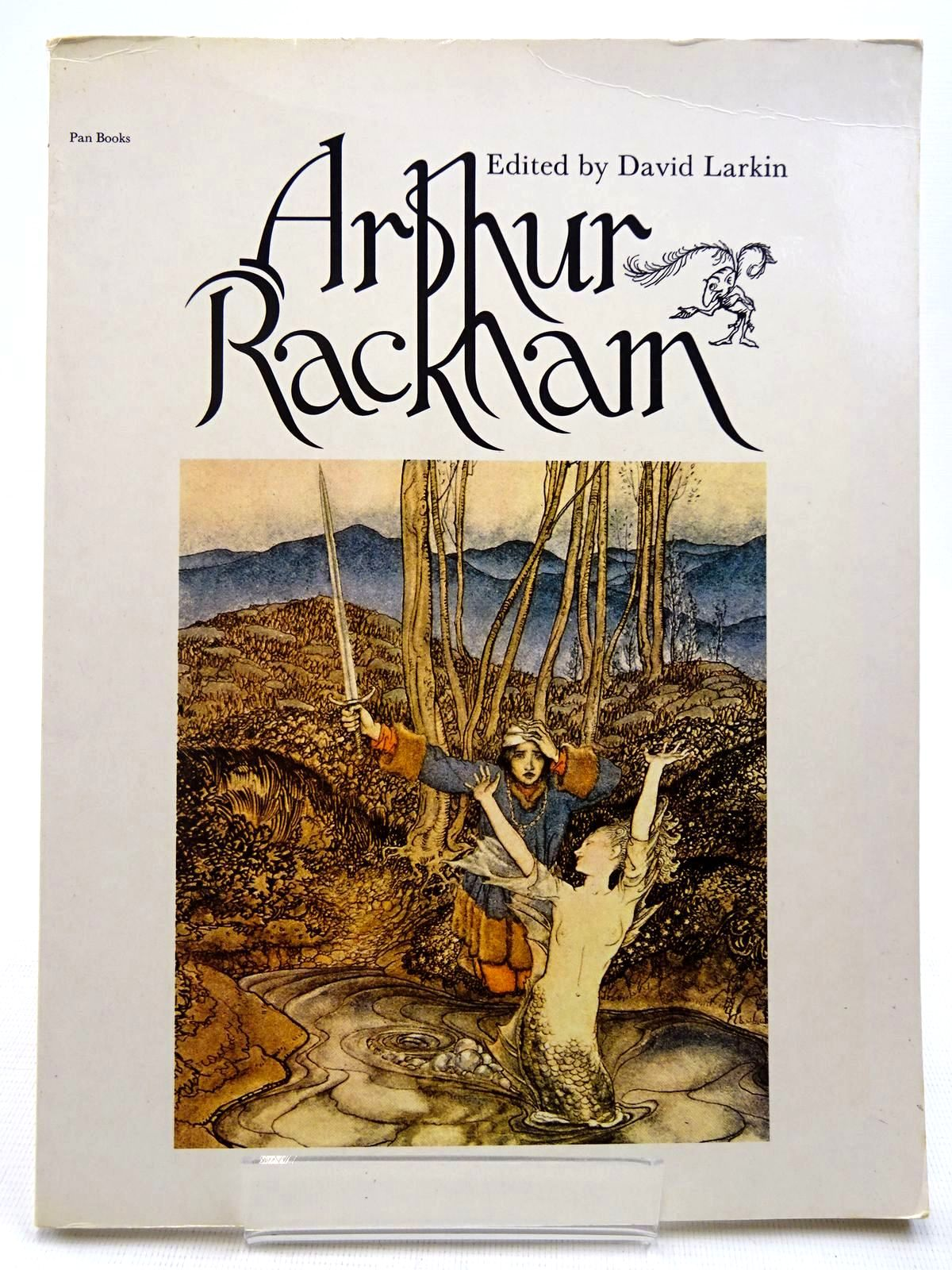 Photo of ARTHUR RACKHAM written by Larkin, David illustrated by Rackham, Arthur published by Pan Books (STOCK CODE: 2128539)  for sale by Stella & Rose's Books