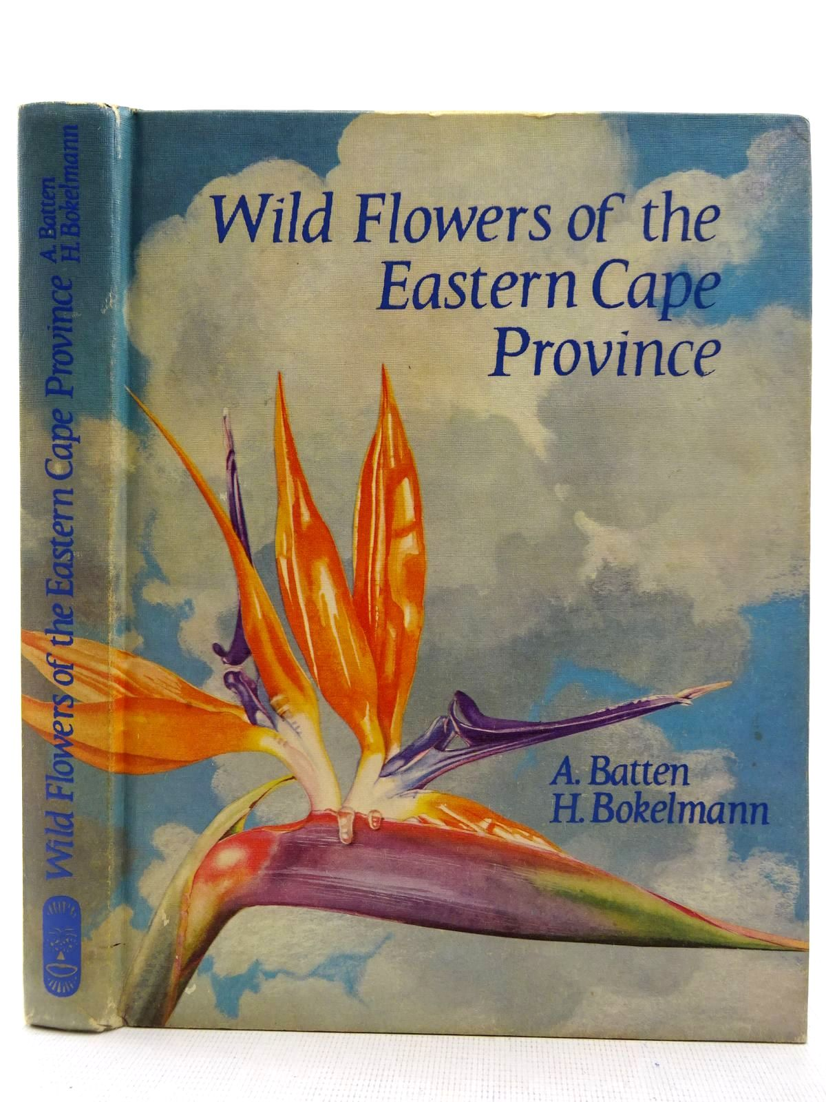 Photo of WILD FLOWERS OF THE EASTERN CAPE PROVINCE