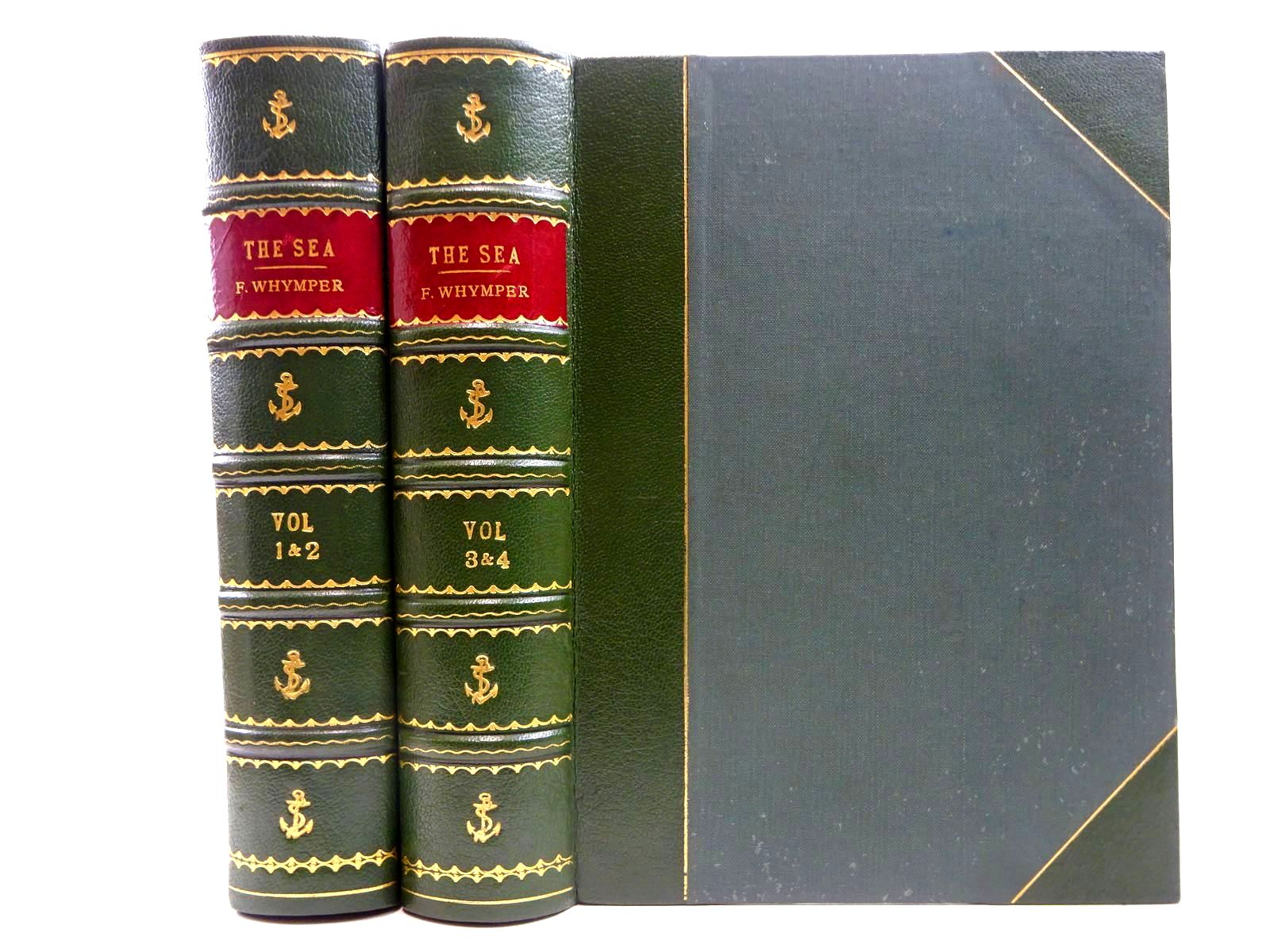 Photo of THE SEA (2 VOLUMES) written by Whymper, F. published by Cassell Petter & Galpin (STOCK CODE: 2128580)  for sale by Stella & Rose's Books