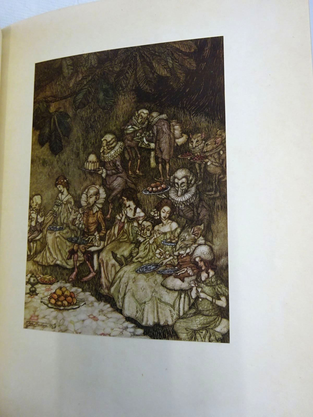 Photo of PETER PAN IN KENSINGTON GARDENS written by Barrie, J.M. illustrated by Rackham, Arthur published by Hodder & Stoughton (STOCK CODE: 2128581)  for sale by Stella & Rose's Books